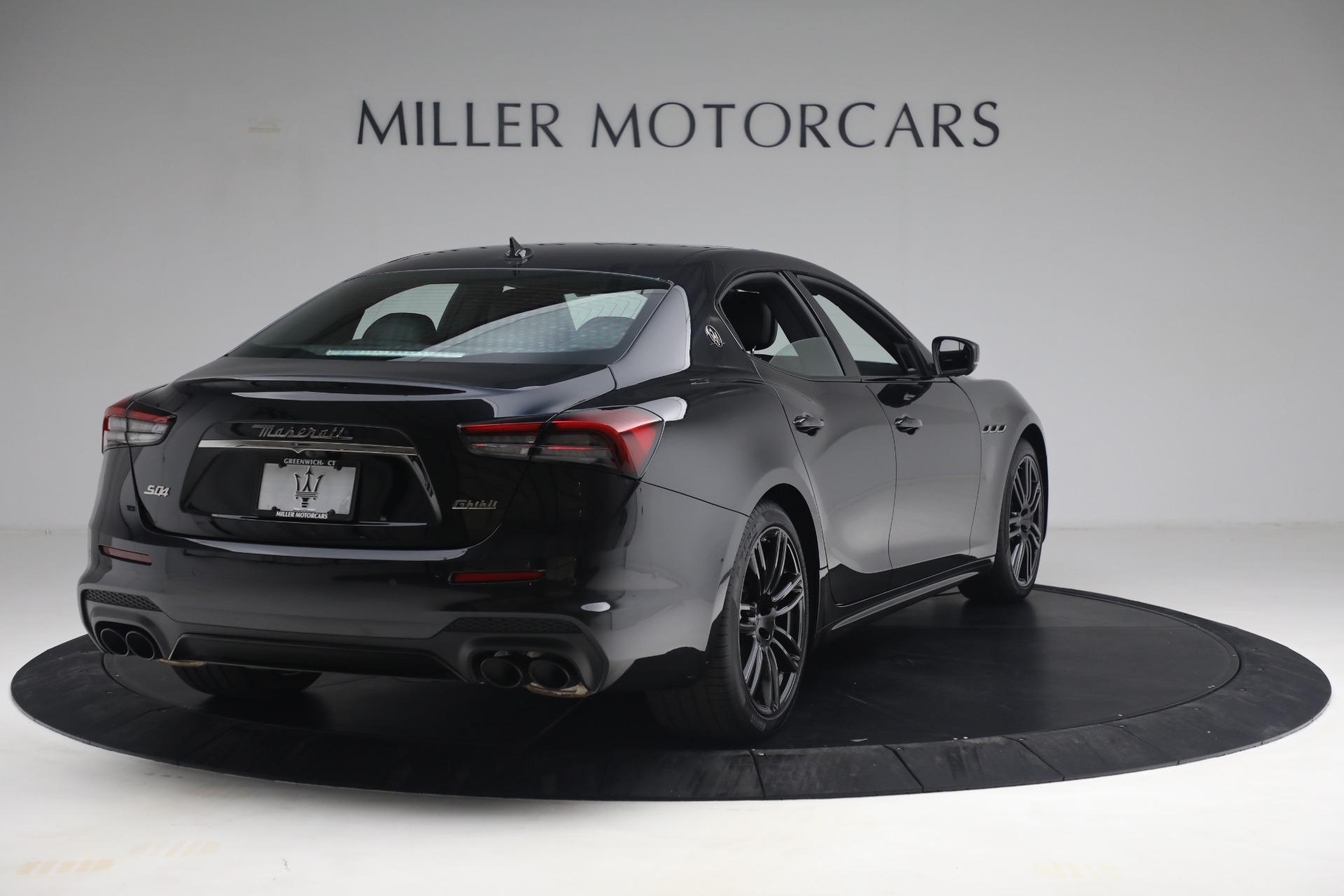 New 2021 Maserati Ghibli SQ4