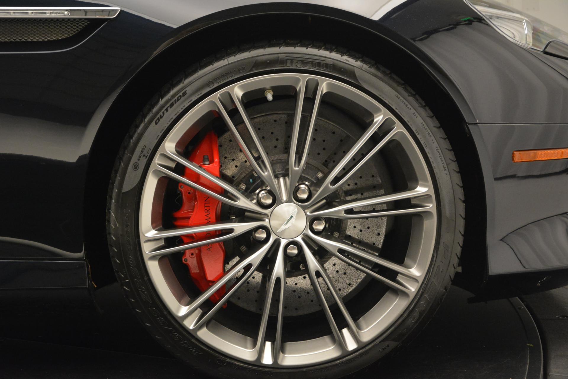 Used 2014 Aston Martin DB9 Volante