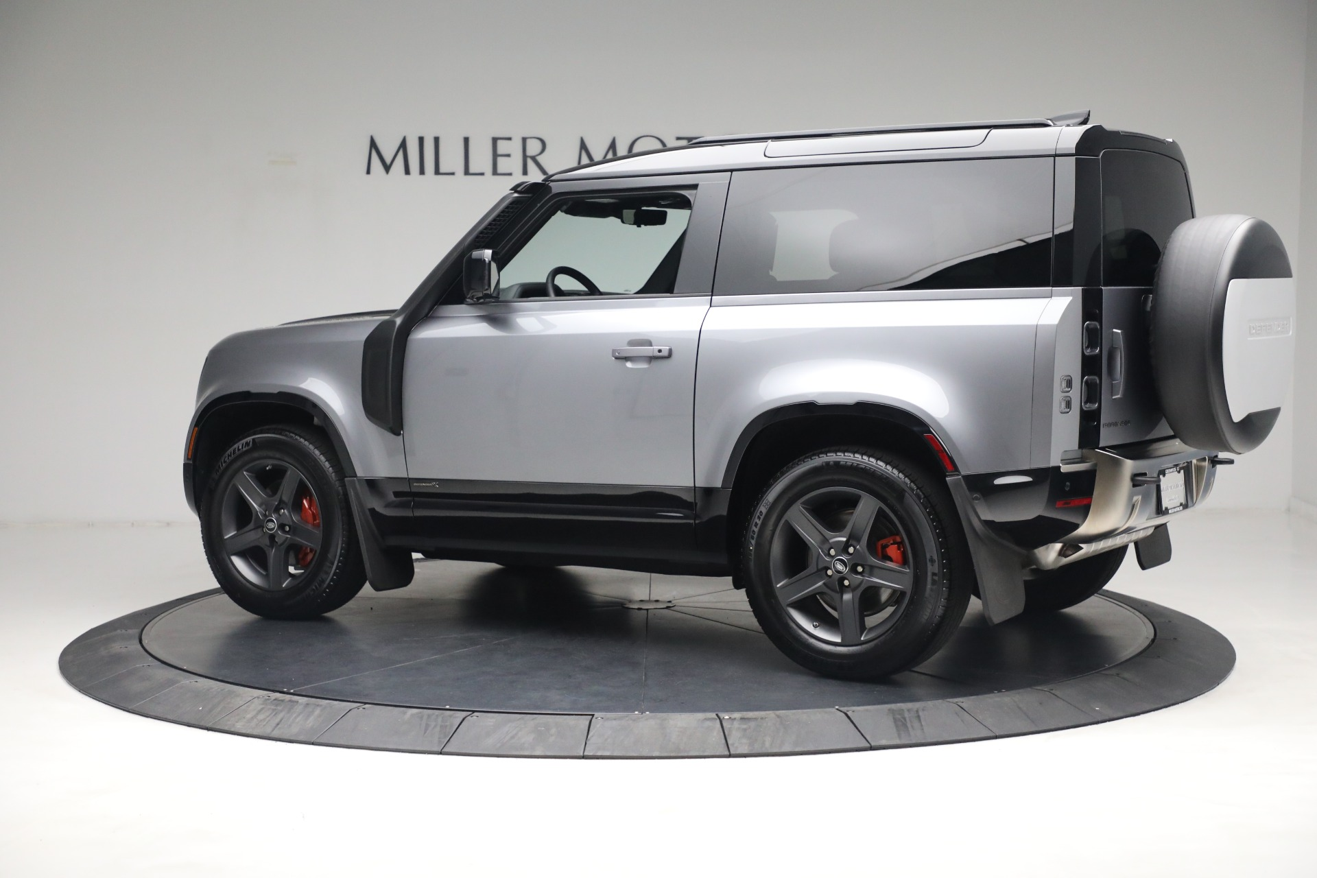 Used 2021 Land Rover Defender 90 X