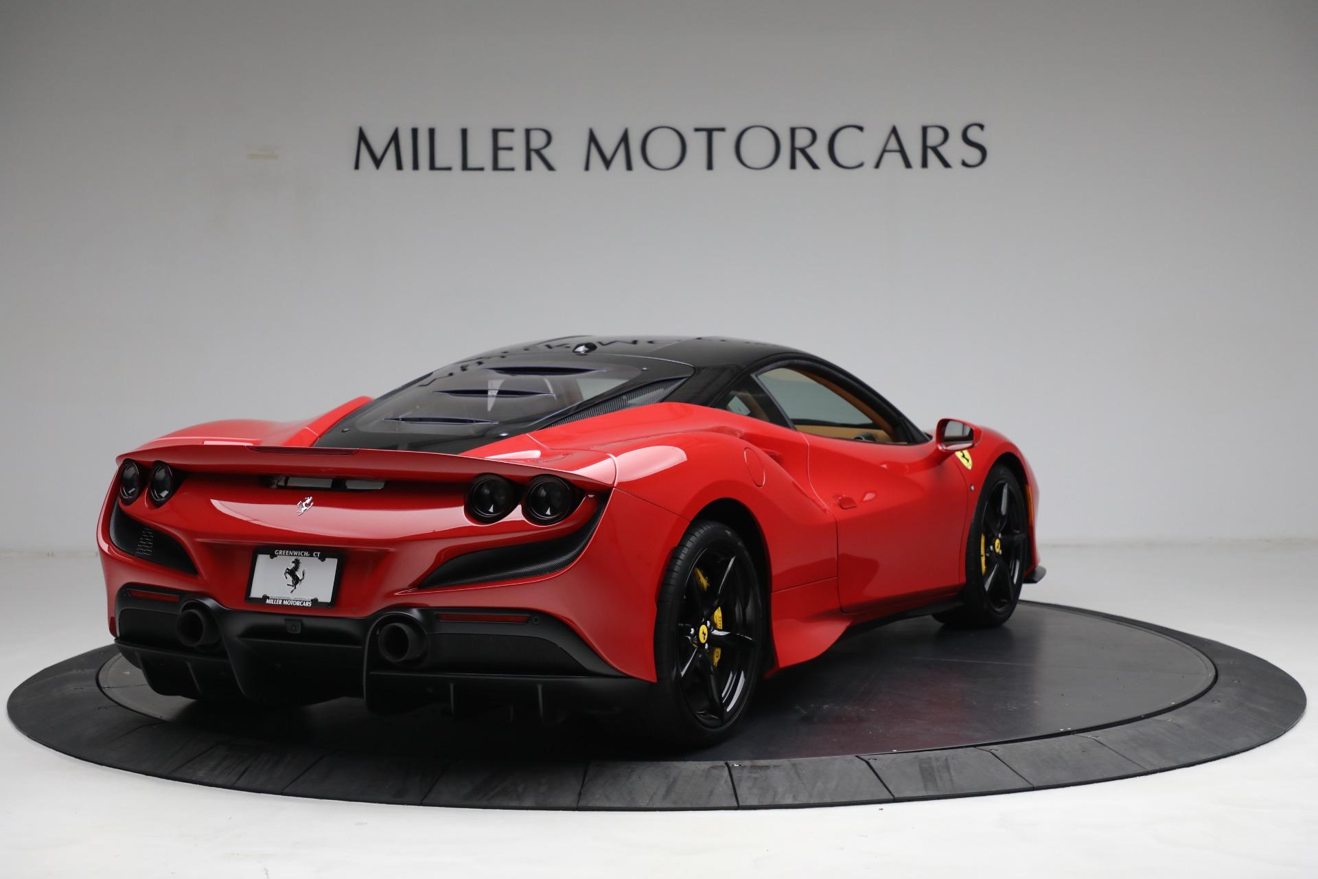 Used 2021 Ferrari F8 Tributo