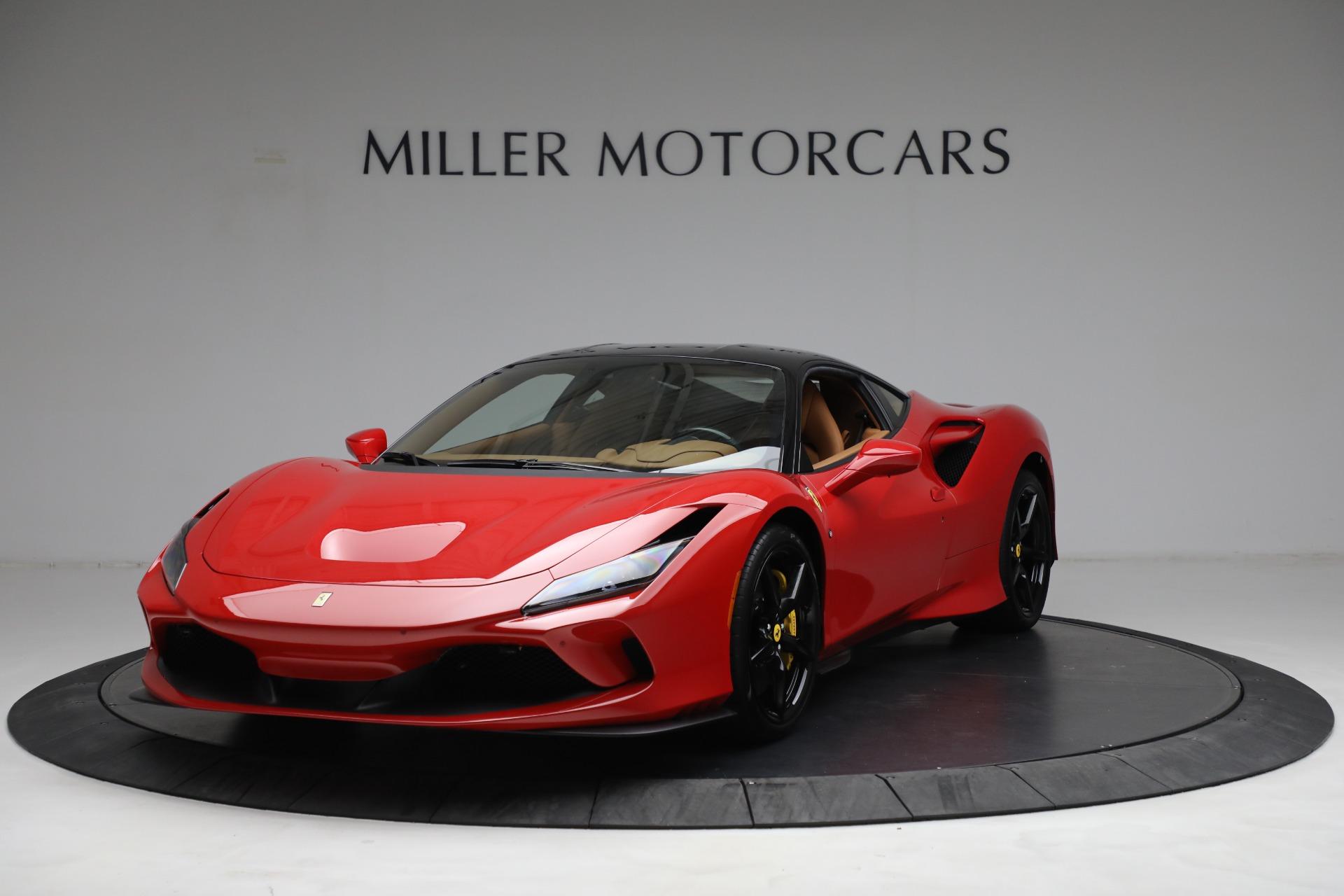 Used 2021 Ferrari F8 Tributo  | Greenwich, CT