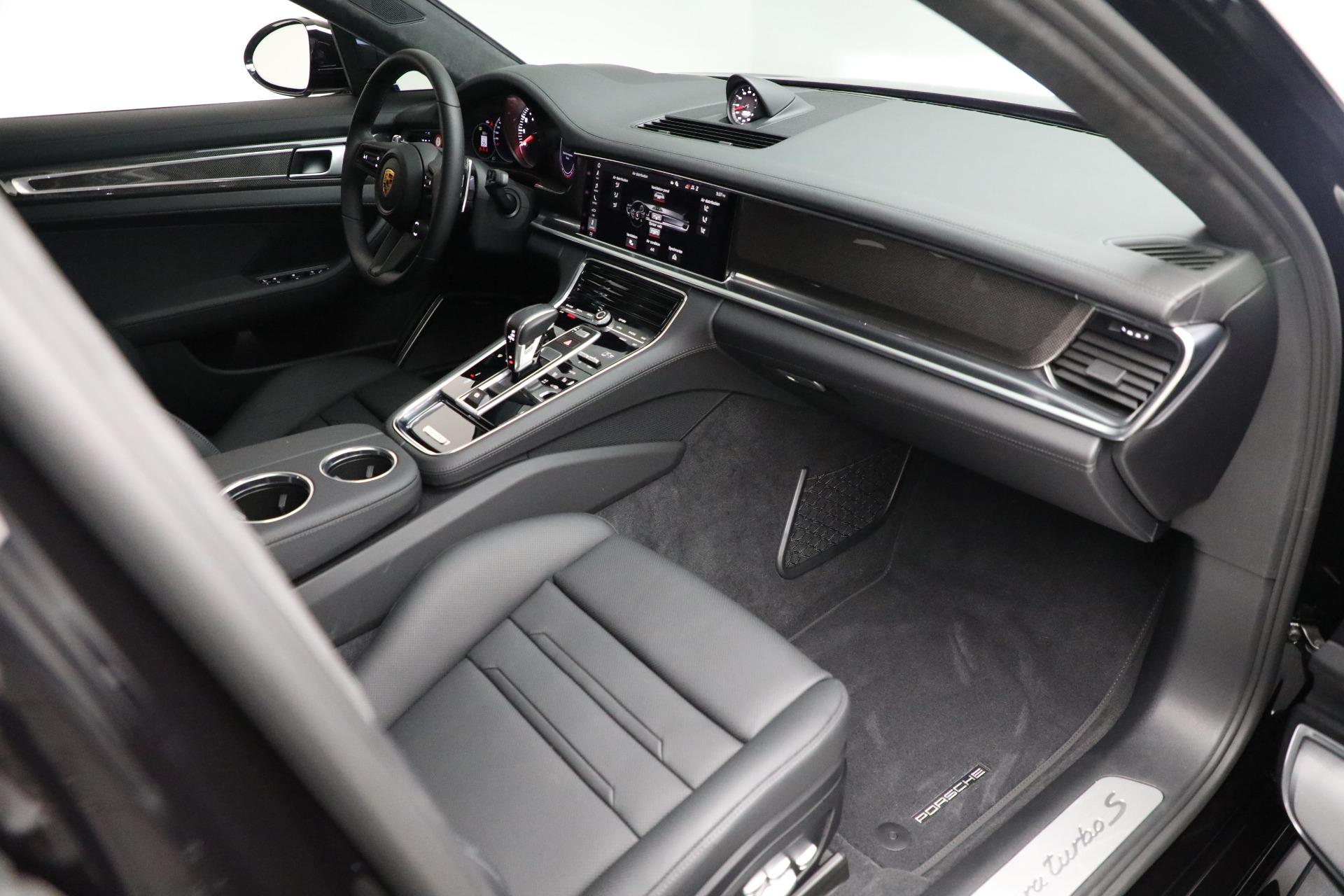 Used 2021 Porsche Panamera Turbo S
