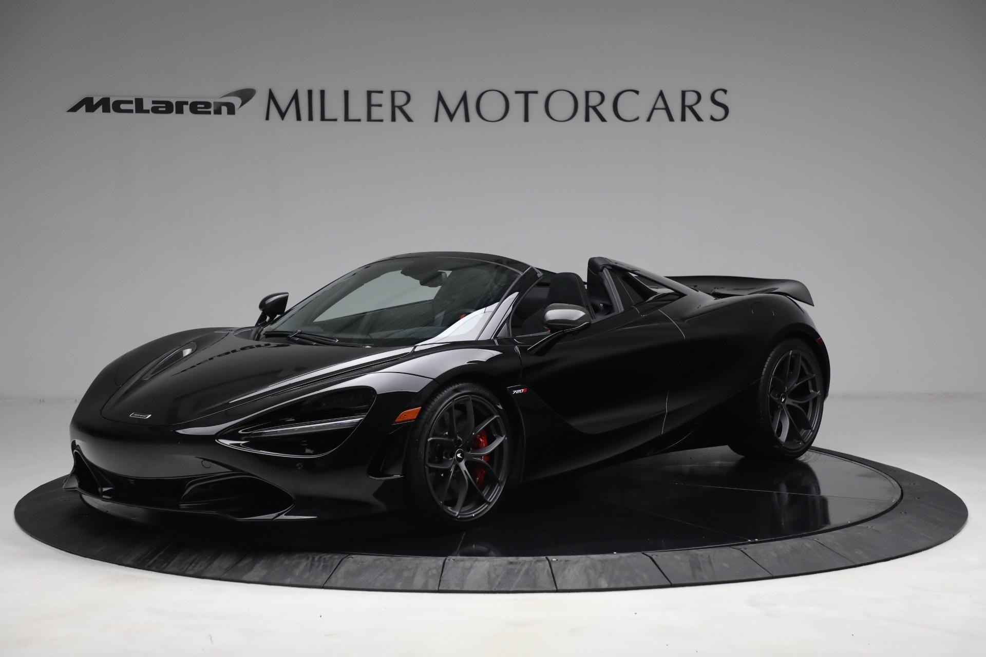 New 2021 McLaren 720S Spider   Greenwich, CT