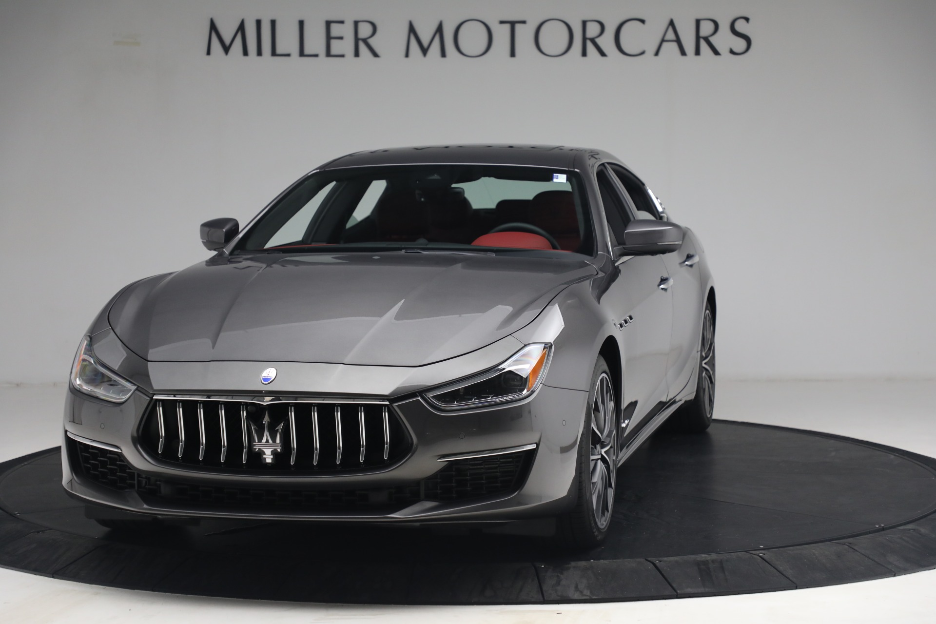 New 2021 Maserati Ghibli SQ4 GranLusso | Greenwich, CT