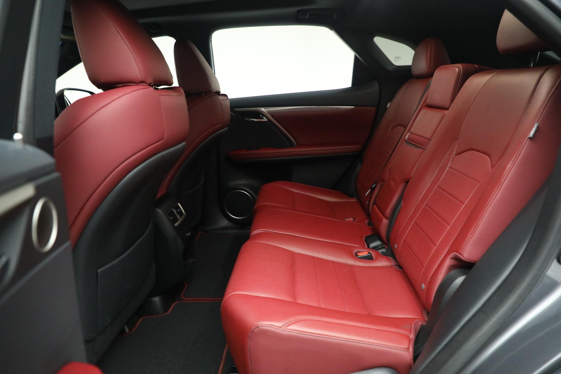 Used 2018 Lexus RX 350 F SPORT