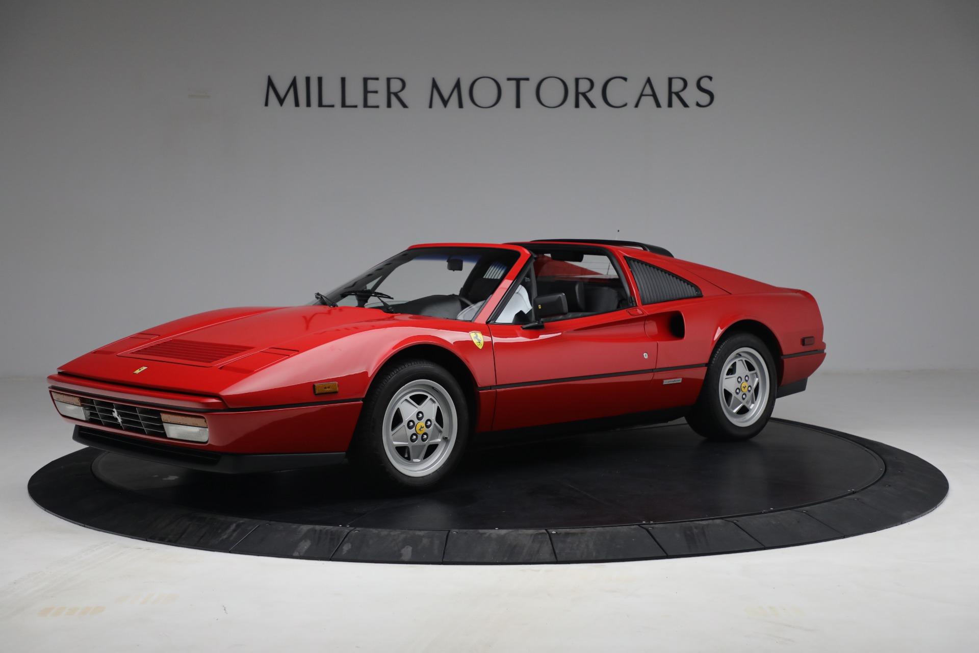 Used 1988 Ferrari 328 GTS