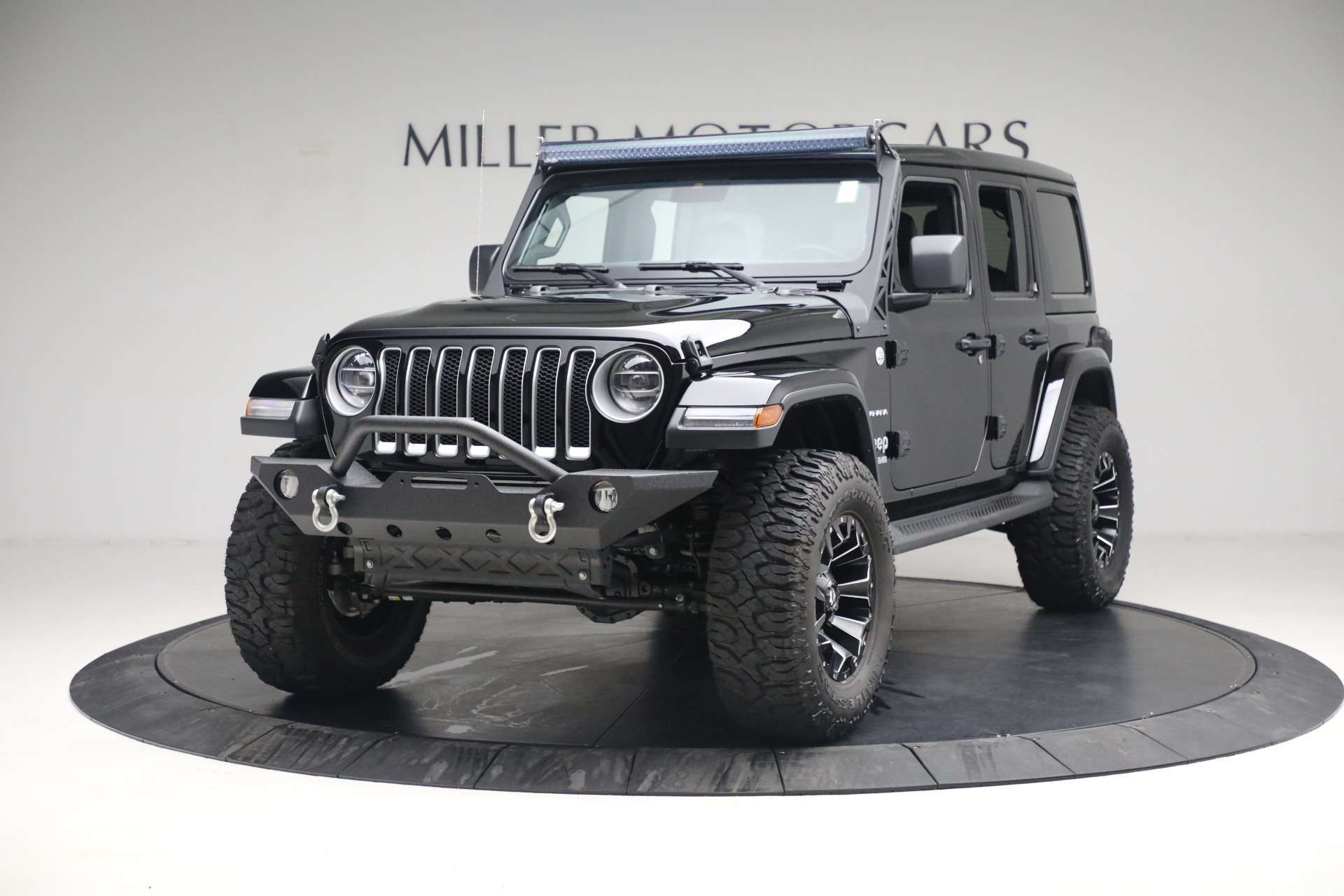 Used 2020 Jeep Wrangler Unlimited Sahara | Greenwich, CT