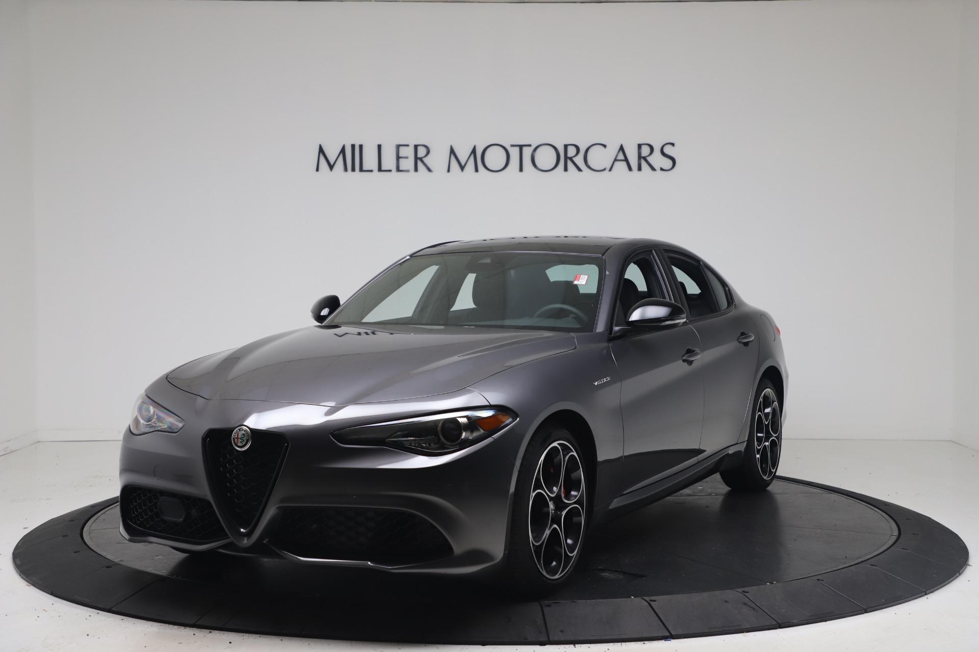New 2022 Alfa Romeo Giulia Veloce | Greenwich, CT