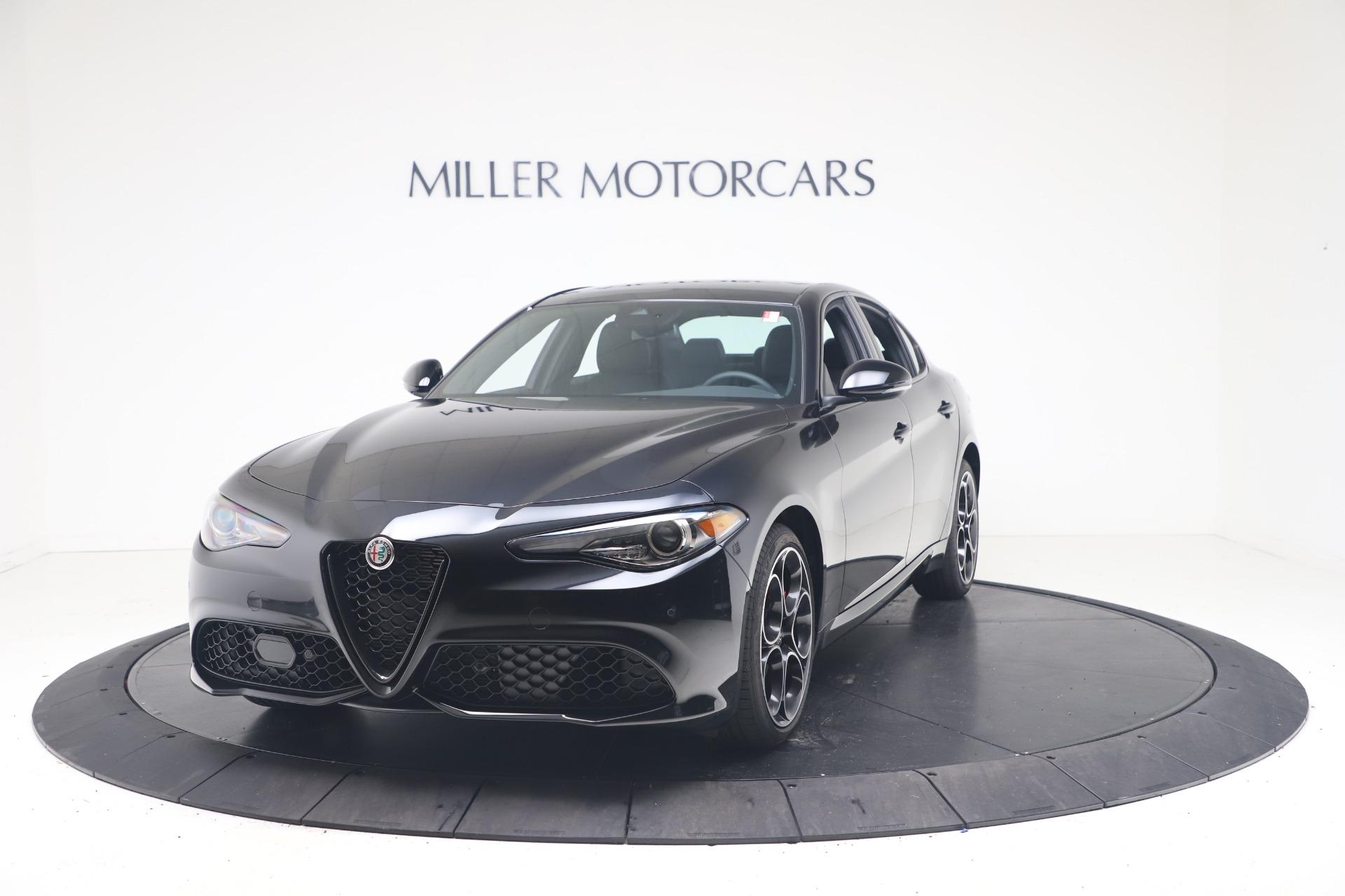 New 2022 Alfa Romeo Giulia Veloce   Greenwich, CT