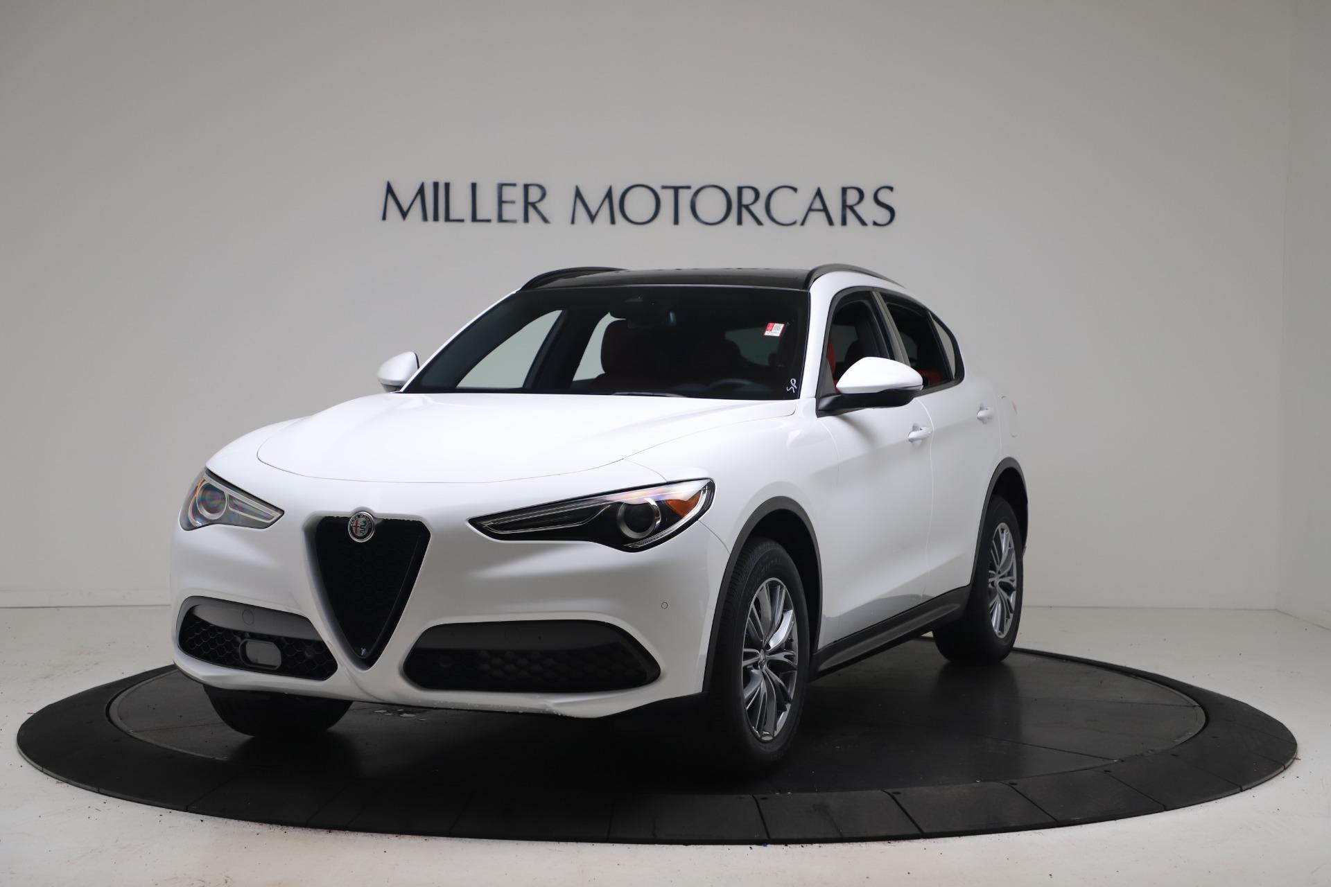 New 2022 Alfa Romeo Stelvio Sprint | Greenwich, CT