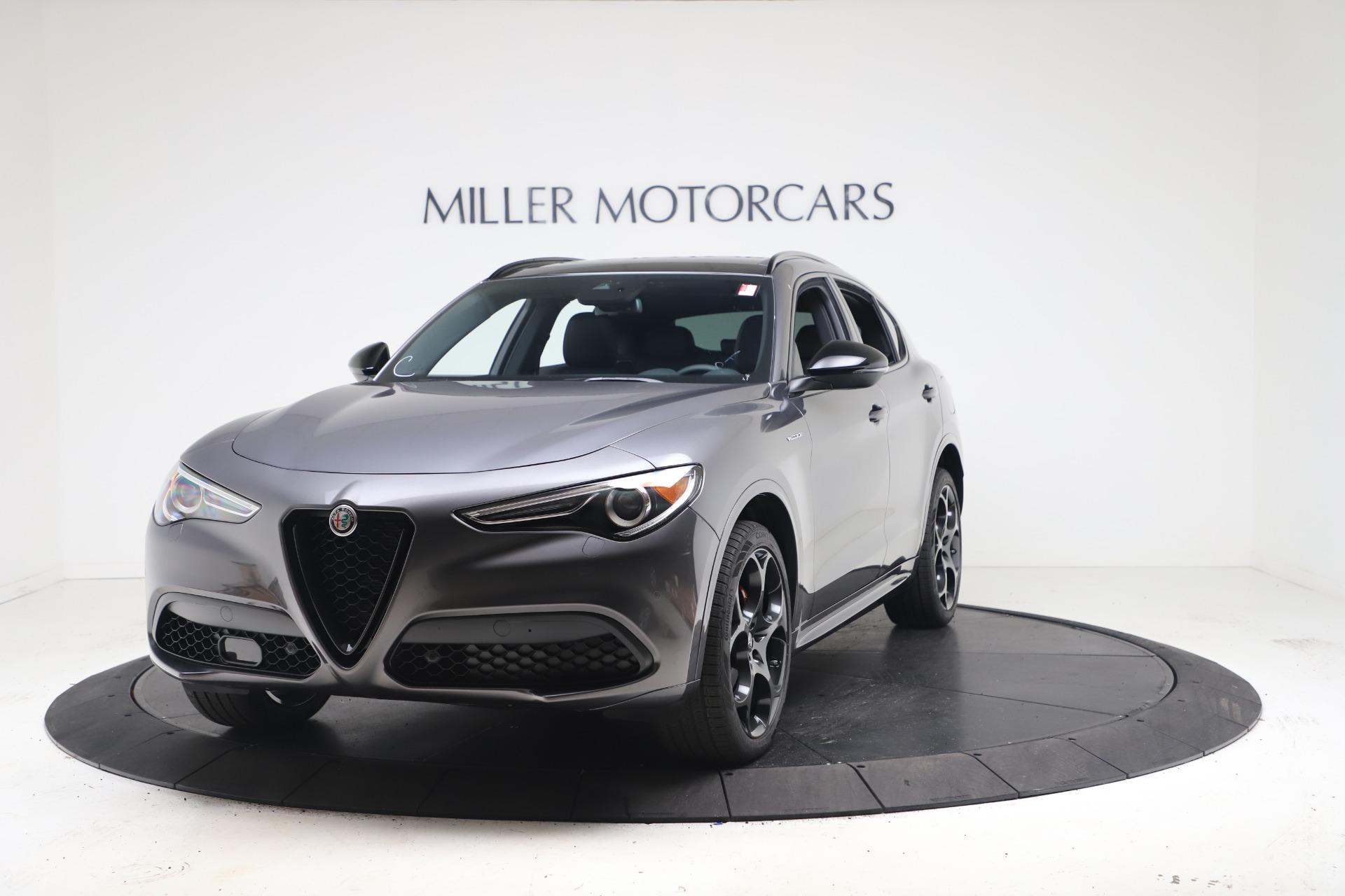 New 2022 Alfa Romeo Stelvio Veloce | Greenwich, CT