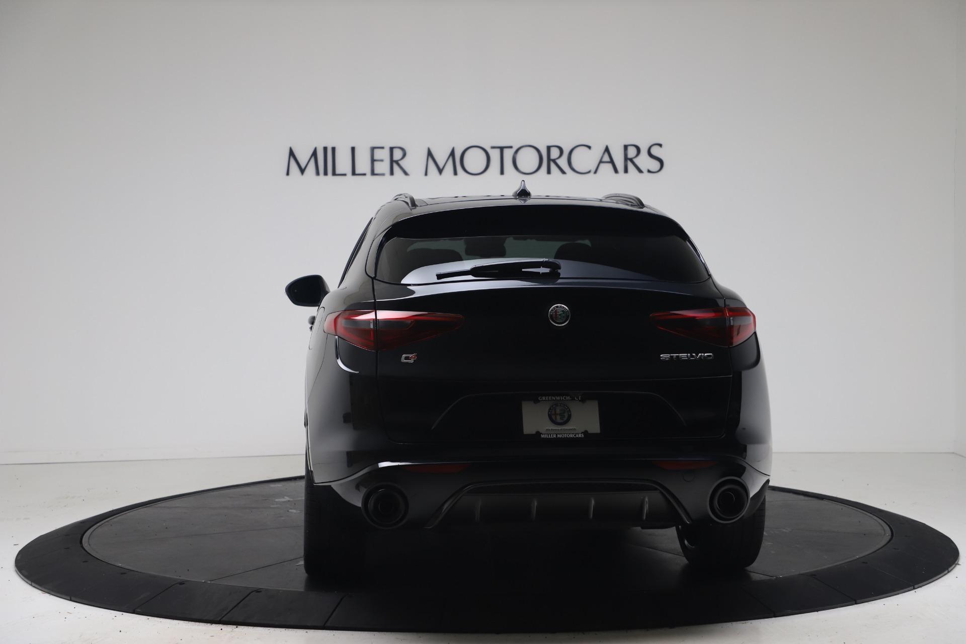 New 2022 Alfa Romeo Stelvio Veloce