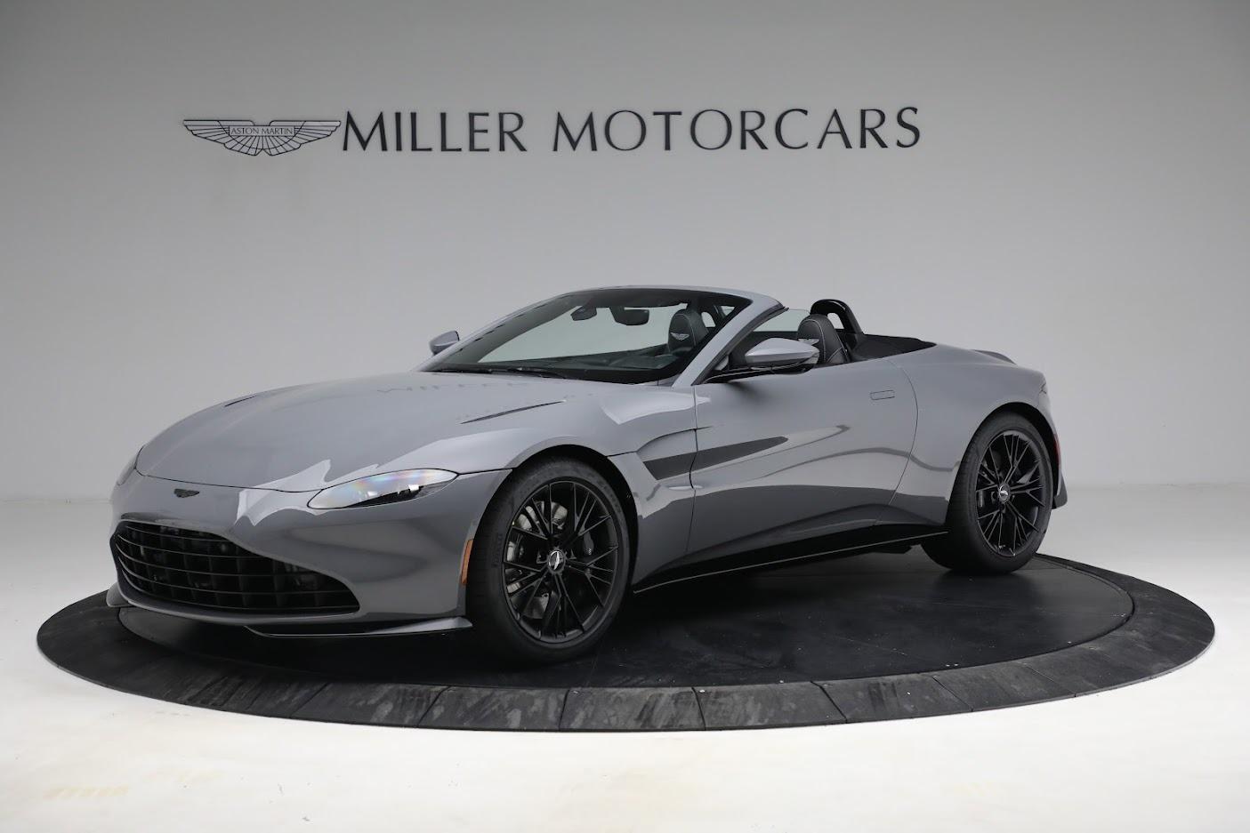 New 2021 Aston Martin Vantage Roadster | Greenwich, CT