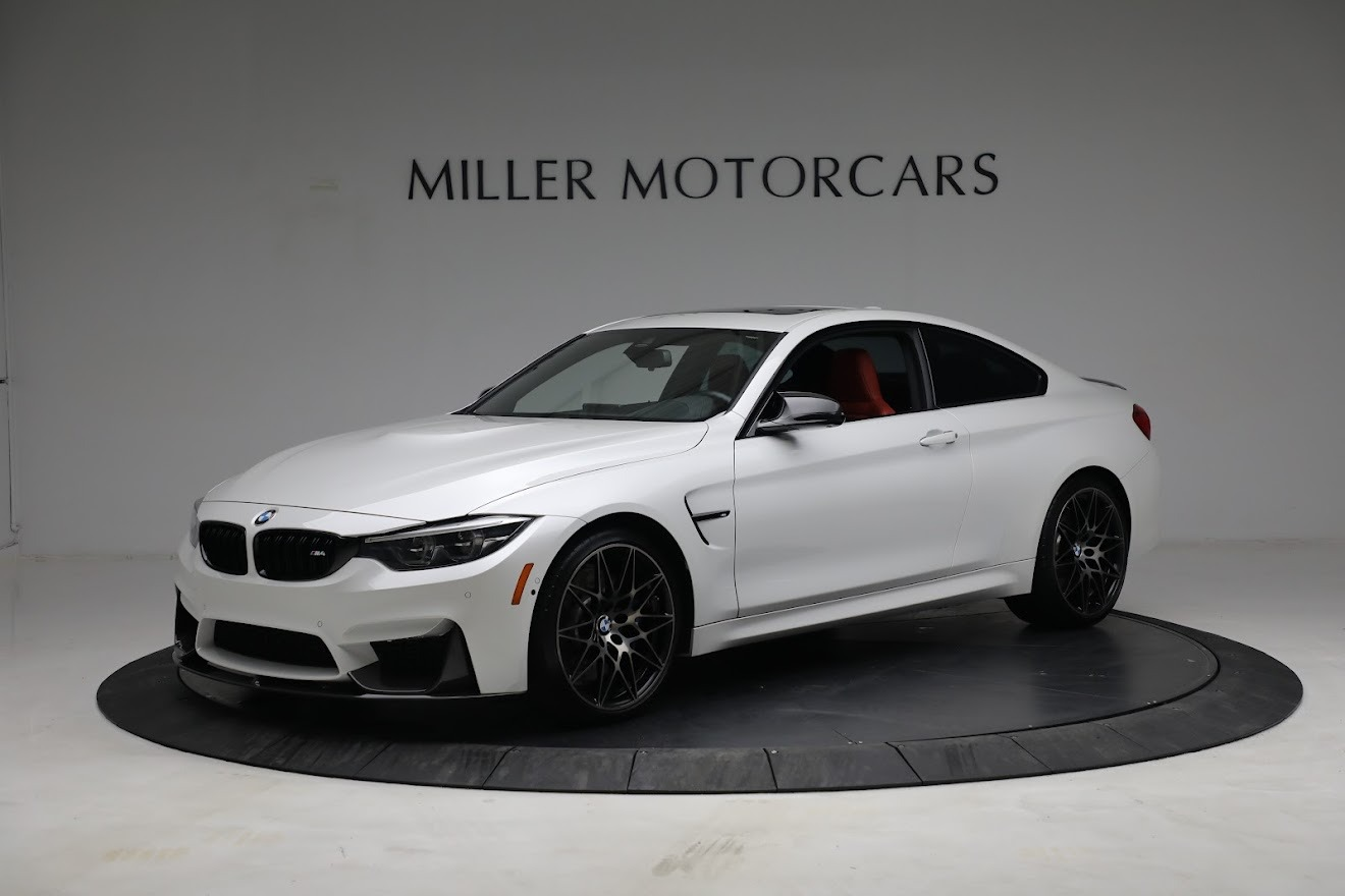Used 2019 BMW M4 Competition | Greenwich, CT