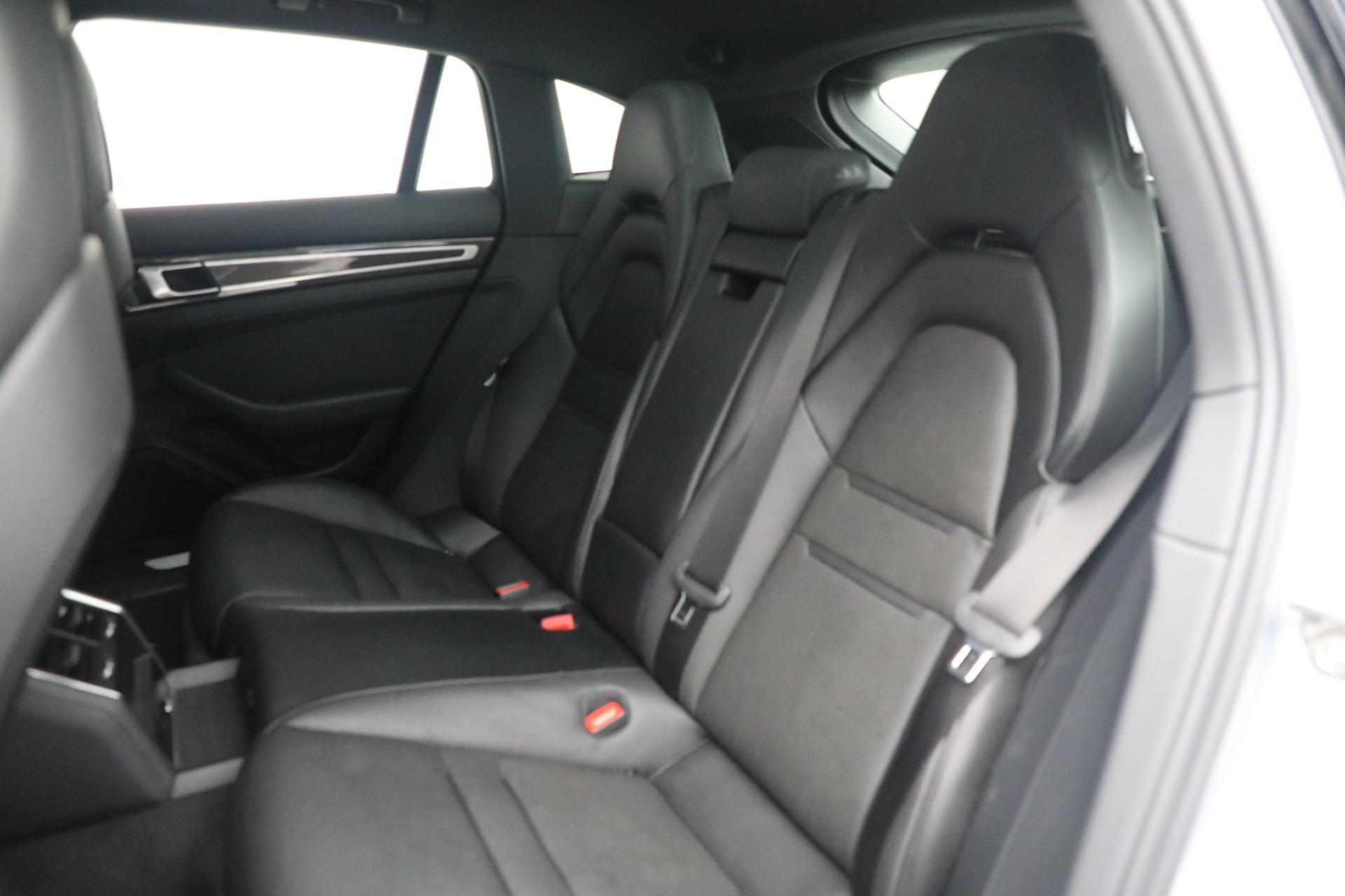 Used 2018 Porsche Panamera 4 Sport Turismo