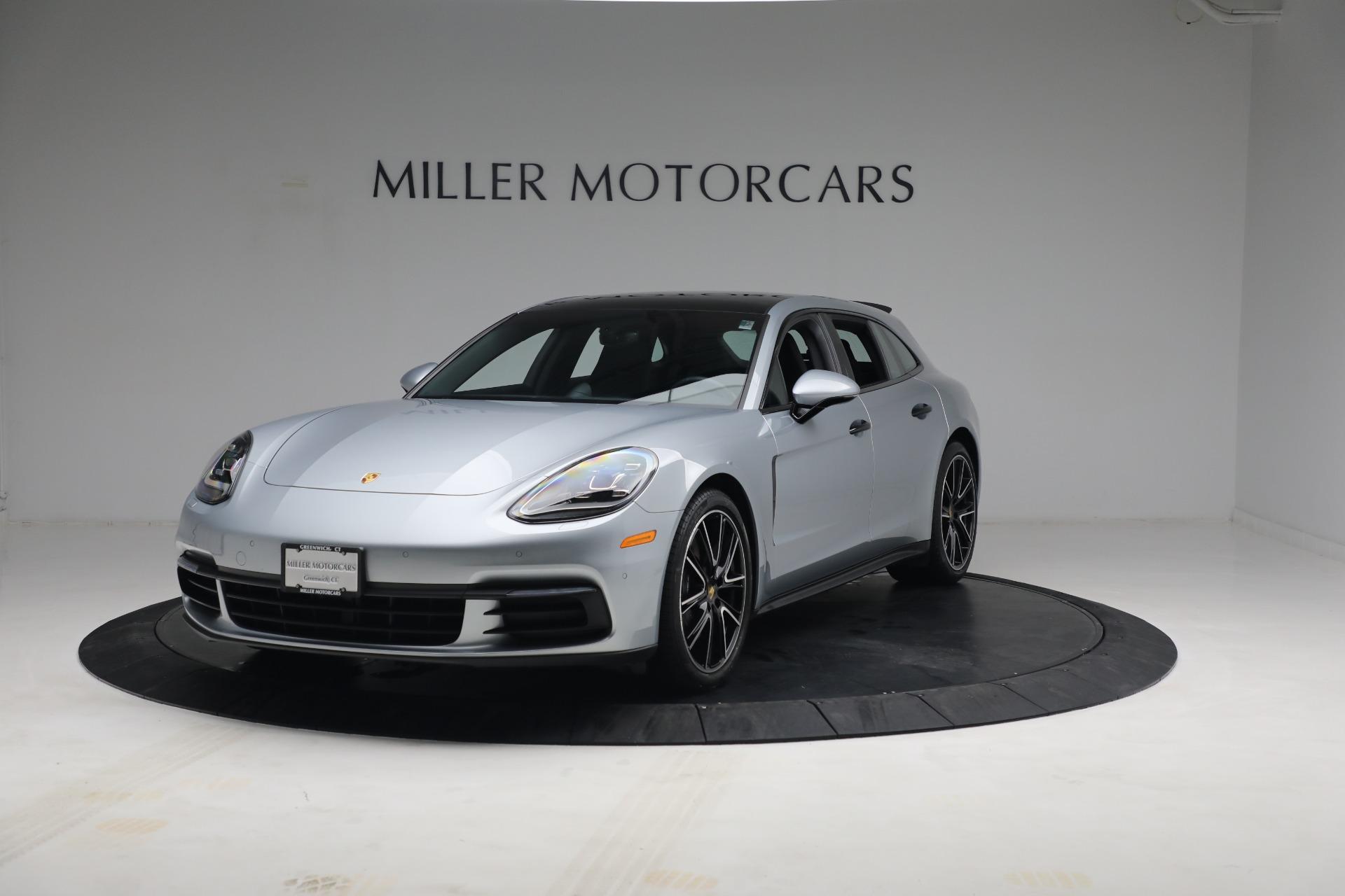 Used 2018 Porsche Panamera 4 Sport Turismo   Greenwich, CT