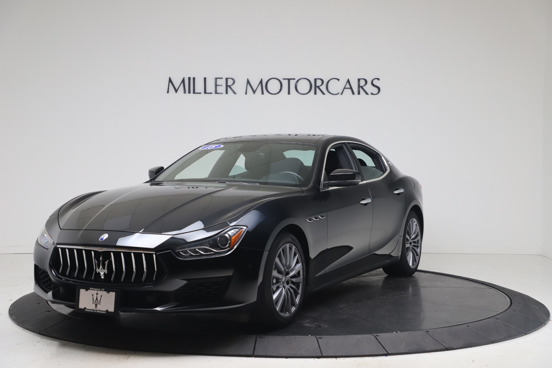Used 2018 Maserati Ghibli SQ4 | Greenwich, CT