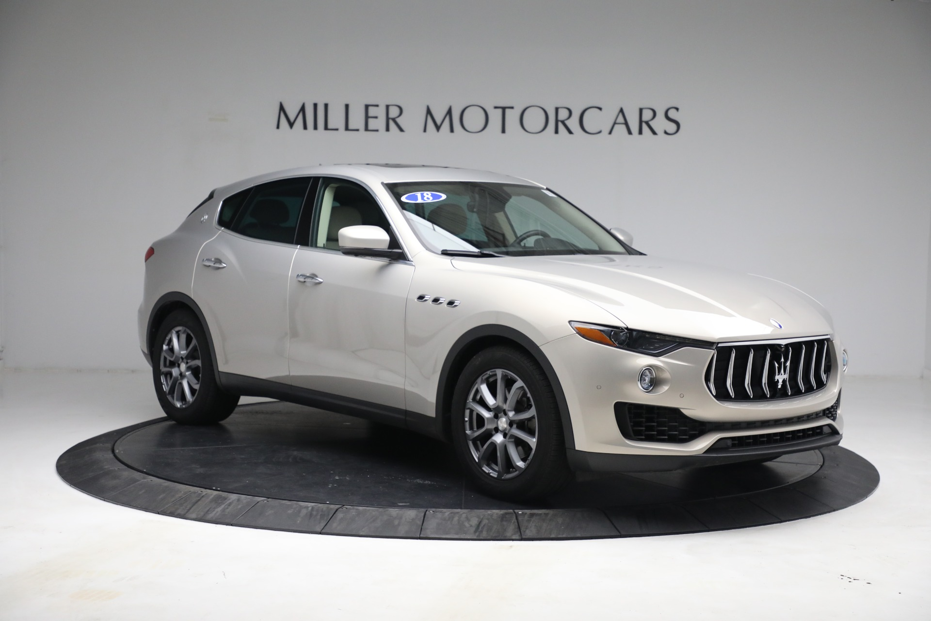 Used 2018 Maserati Levante
