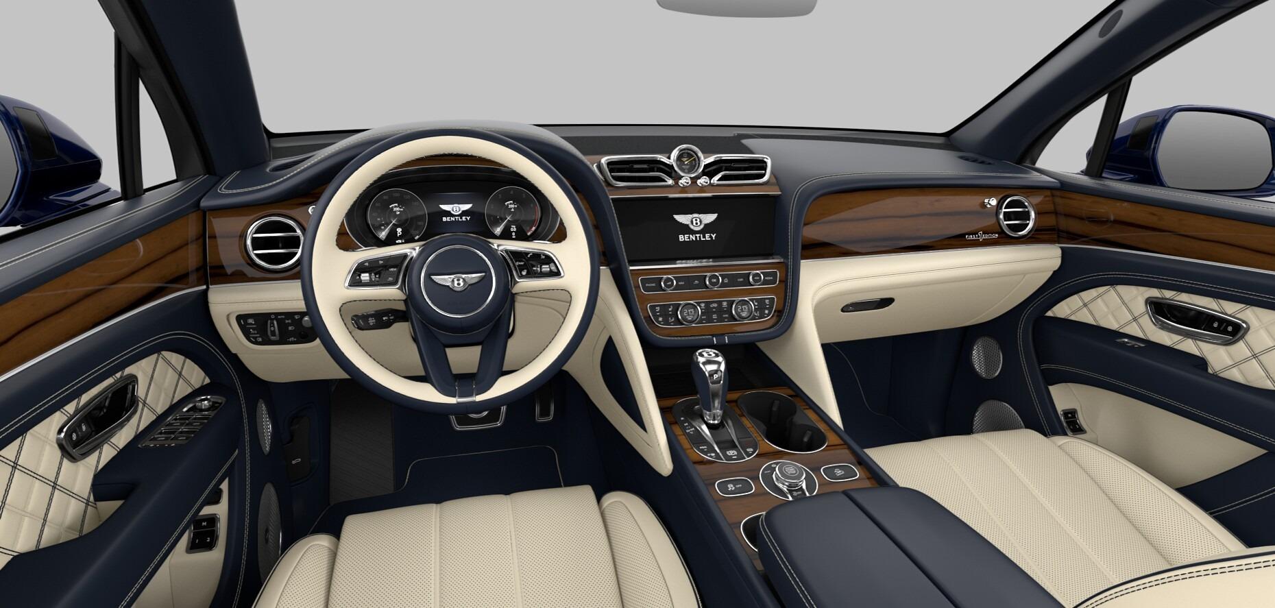 New 2022 Bentley Bentayga V8 First Edition