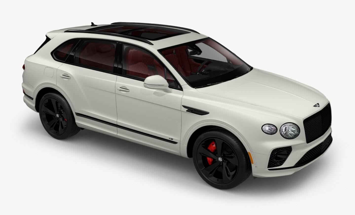 New 2022 Bentley Bentayga V8