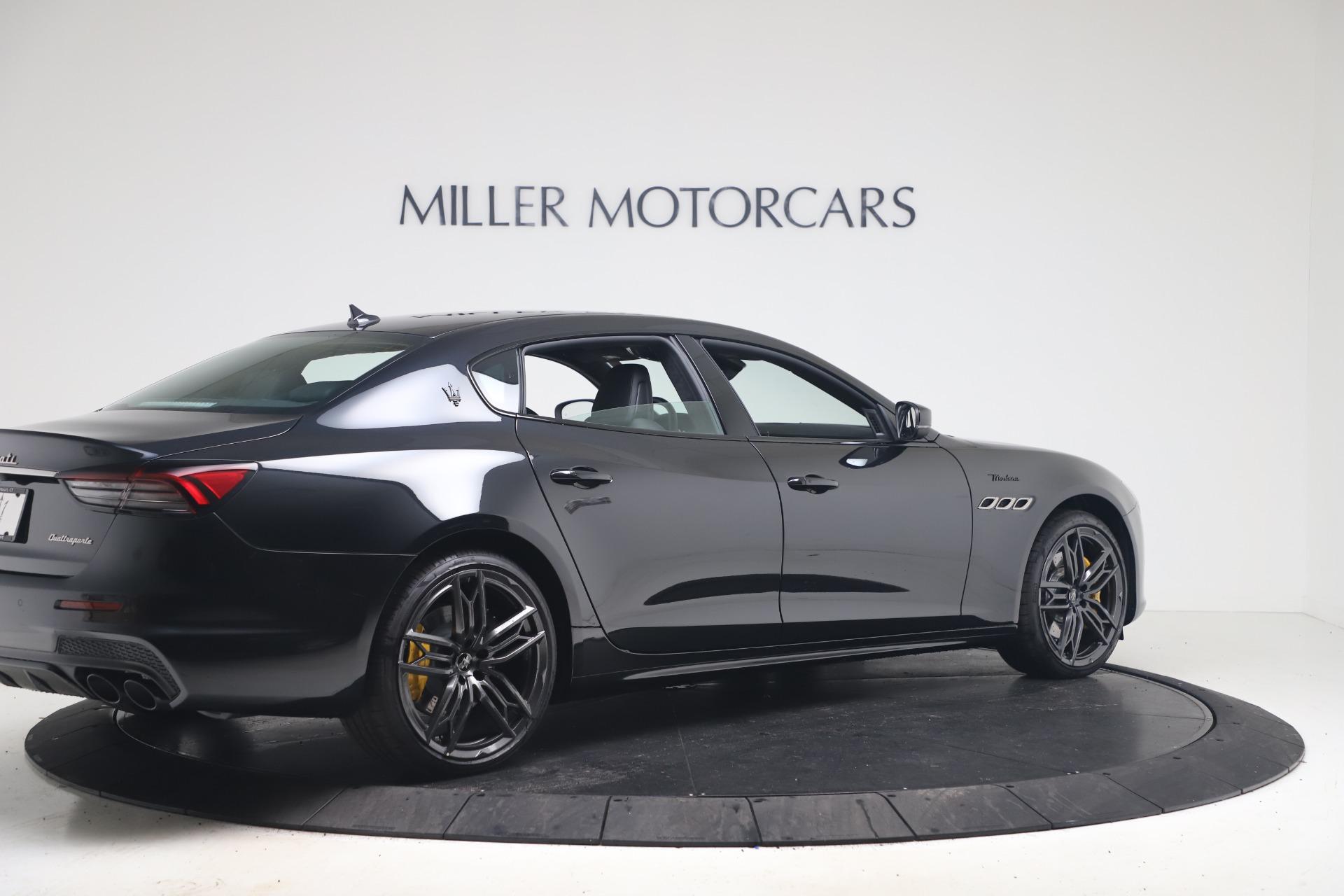 New 2022 Maserati Quattroporte Modena Q4