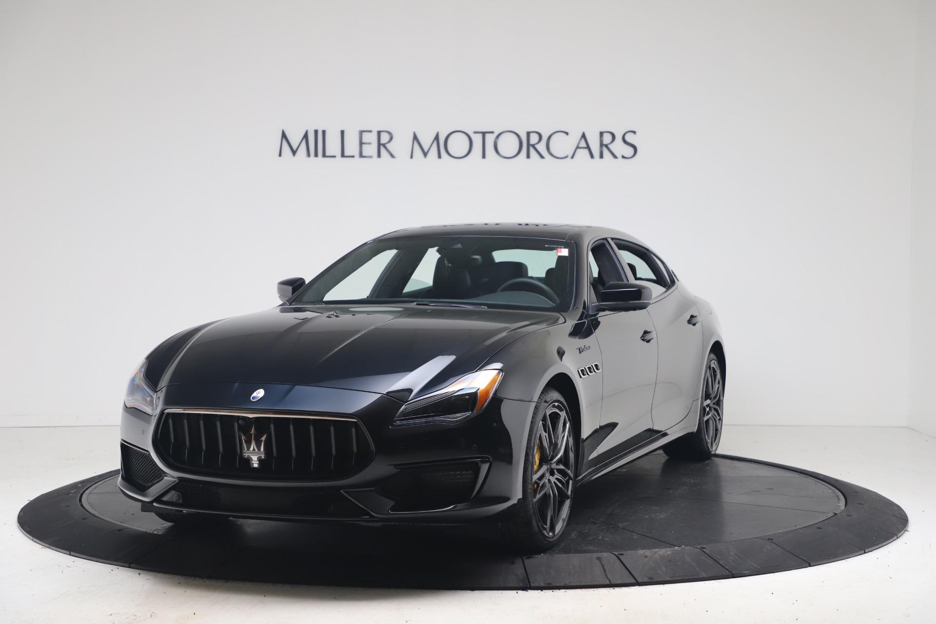 New 2022 Maserati Quattroporte Modena Q4   Greenwich, CT