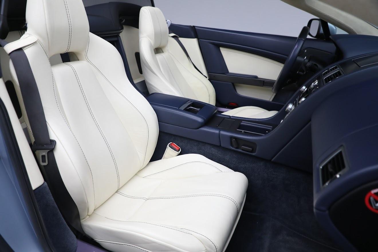 Used 2009 Aston Martin V8 Vantage Roadster