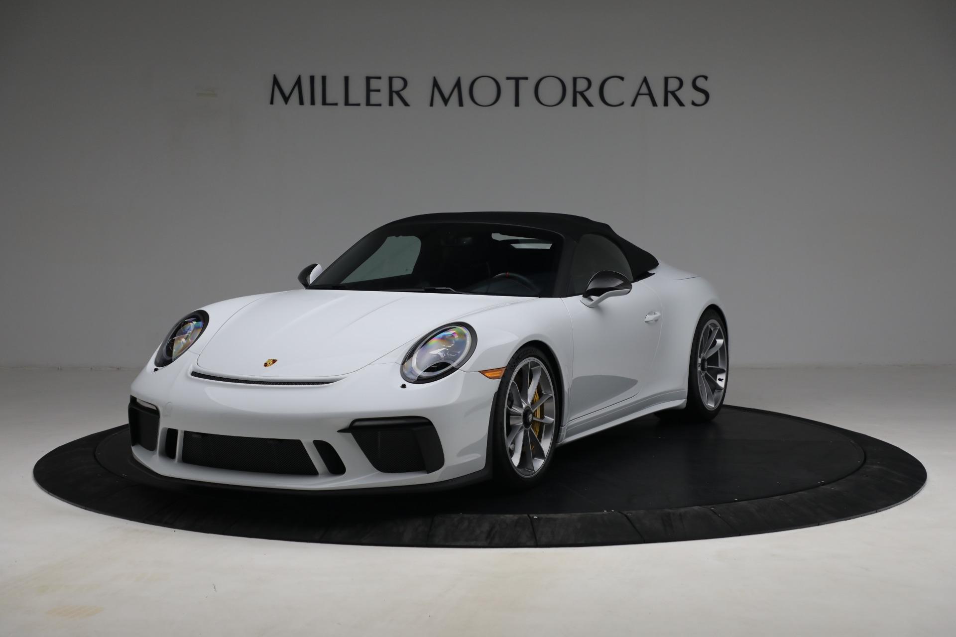 Used 2019 Porsche 911 Speedster
