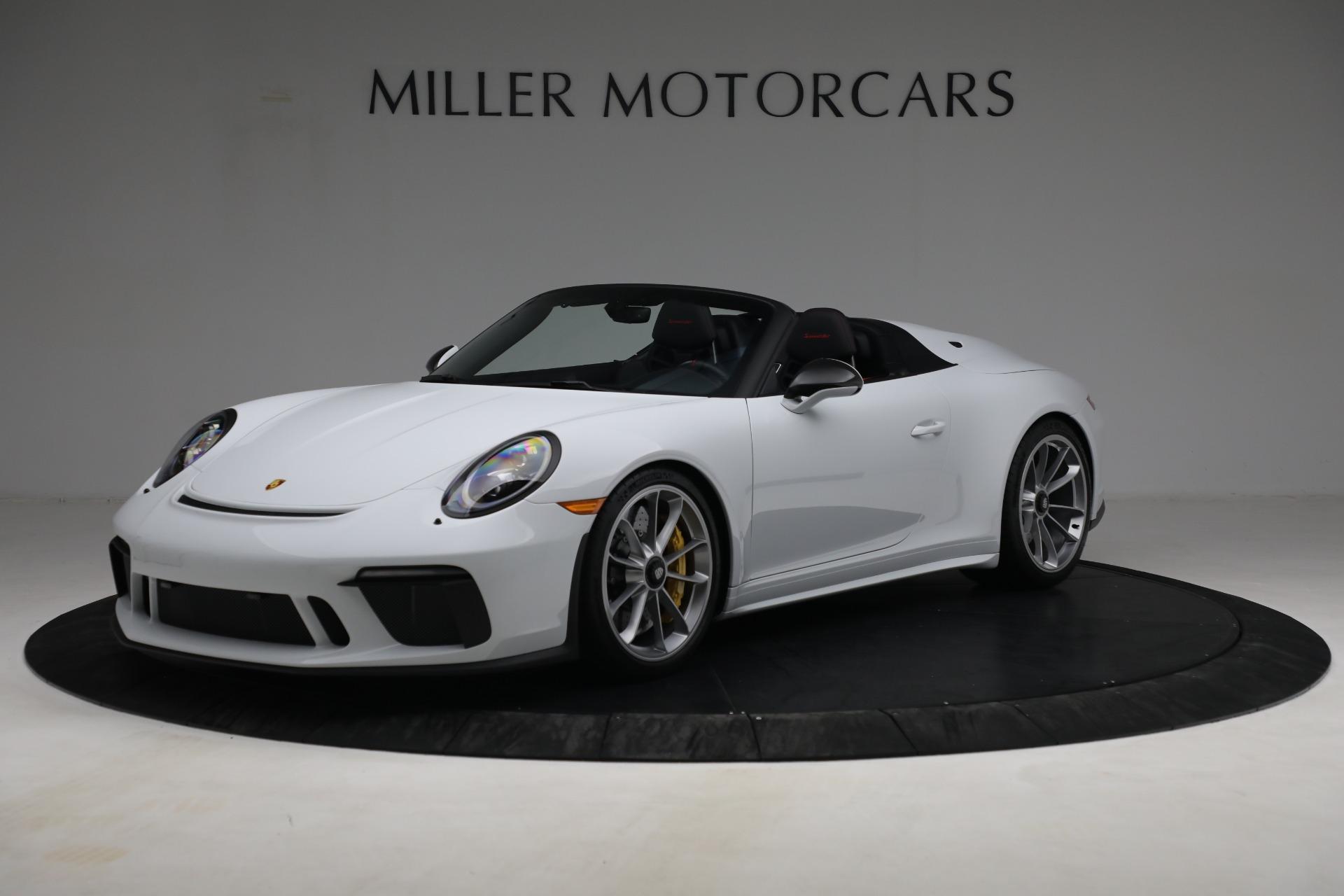 Used 2019 Porsche 911 Speedster   Greenwich, CT