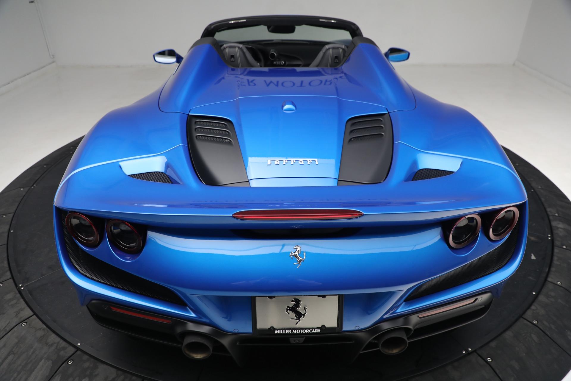 Used 2021 Ferrari F8 Spider