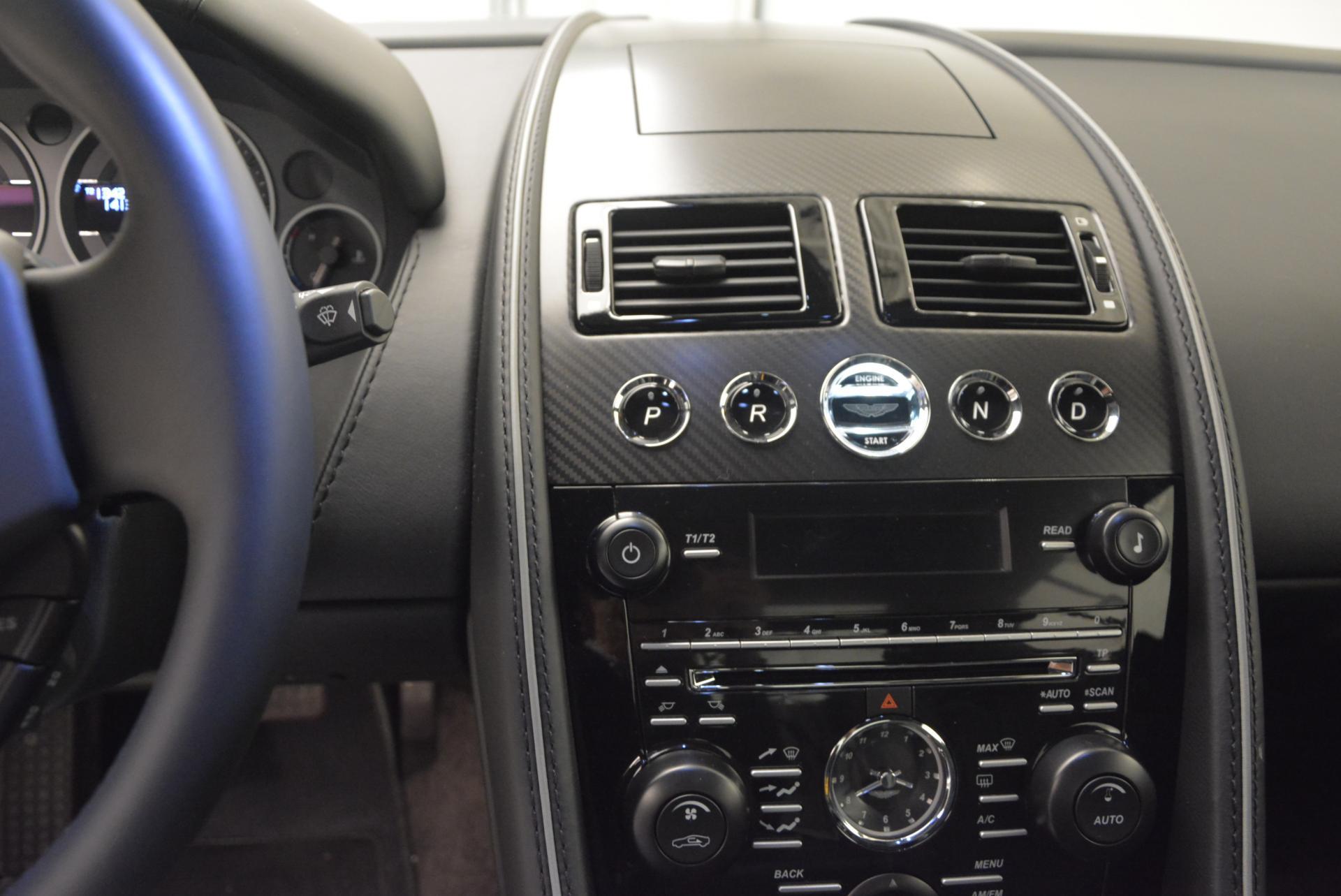 Used 2015 Aston Martin DB9 Carbon Edition