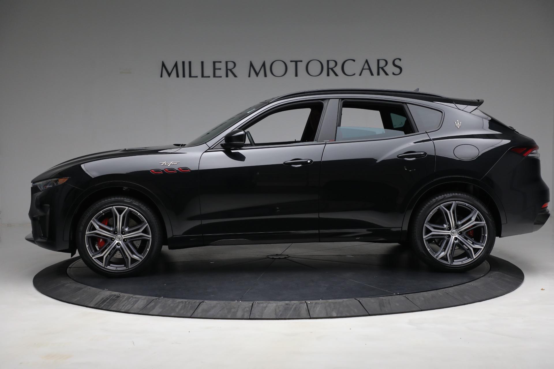 New 2022 Maserati Levante Trofeo
