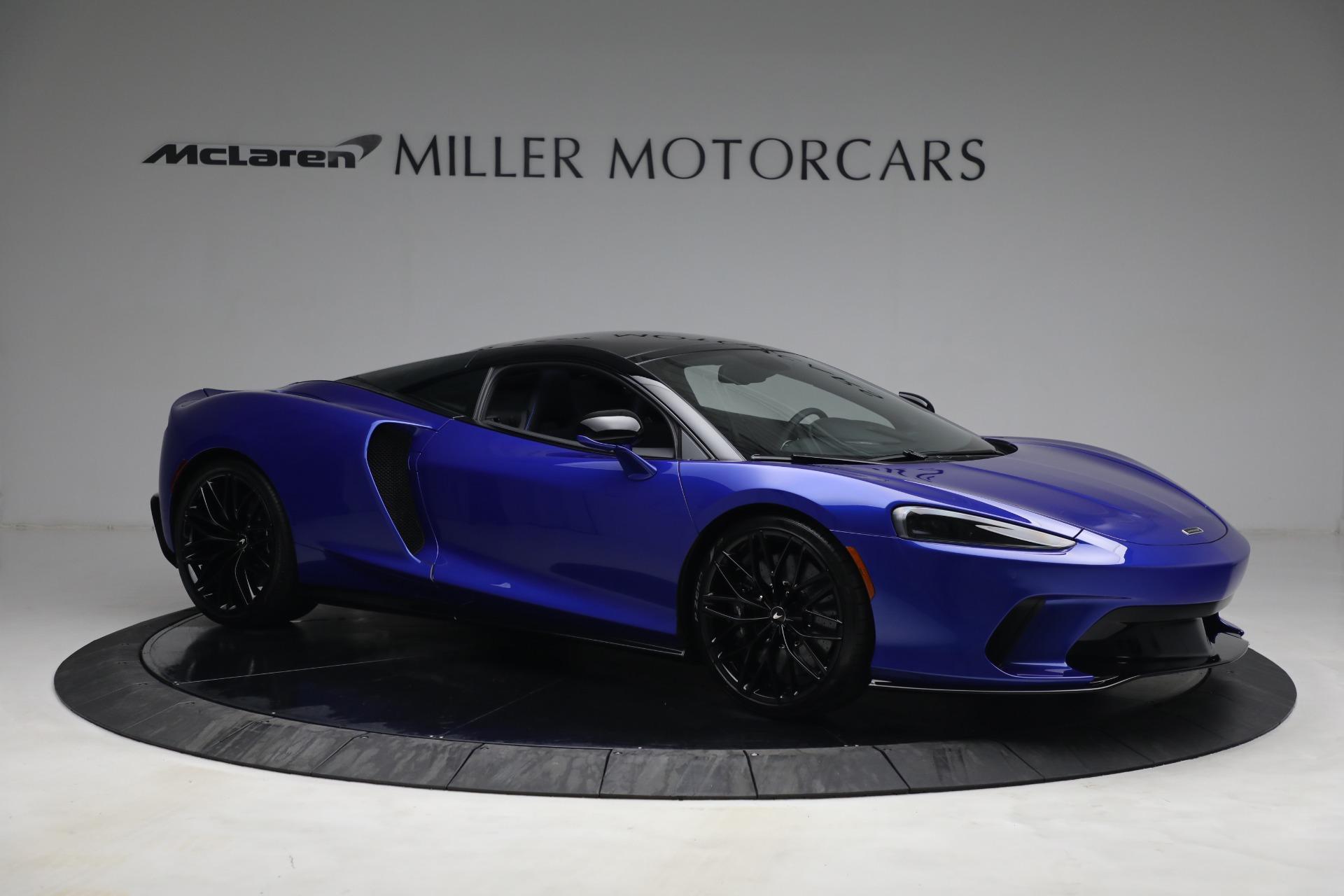 New 2022 McLaren GT Luxe