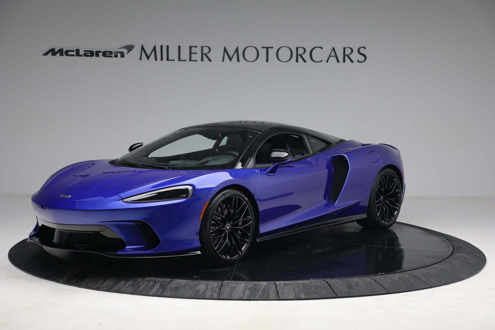 New 2022 McLaren GT Luxe | Greenwich, CT