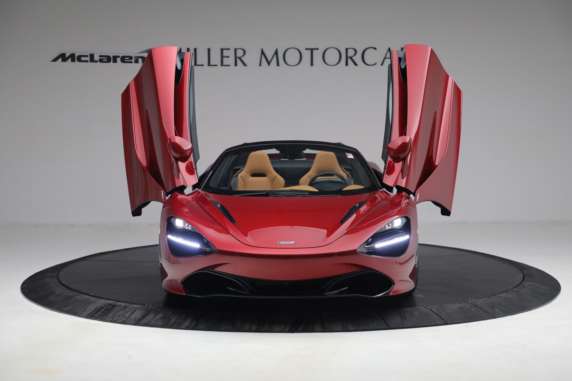 New 2022 McLaren 720S Spider