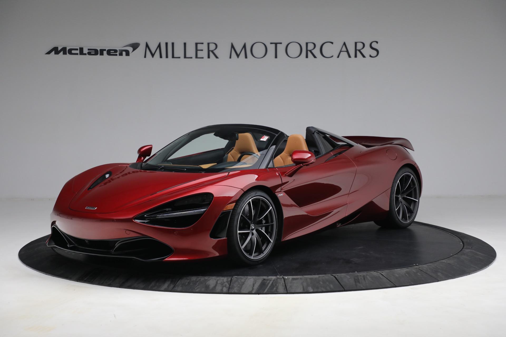 New 2022 McLaren 720S Spider   Greenwich, CT