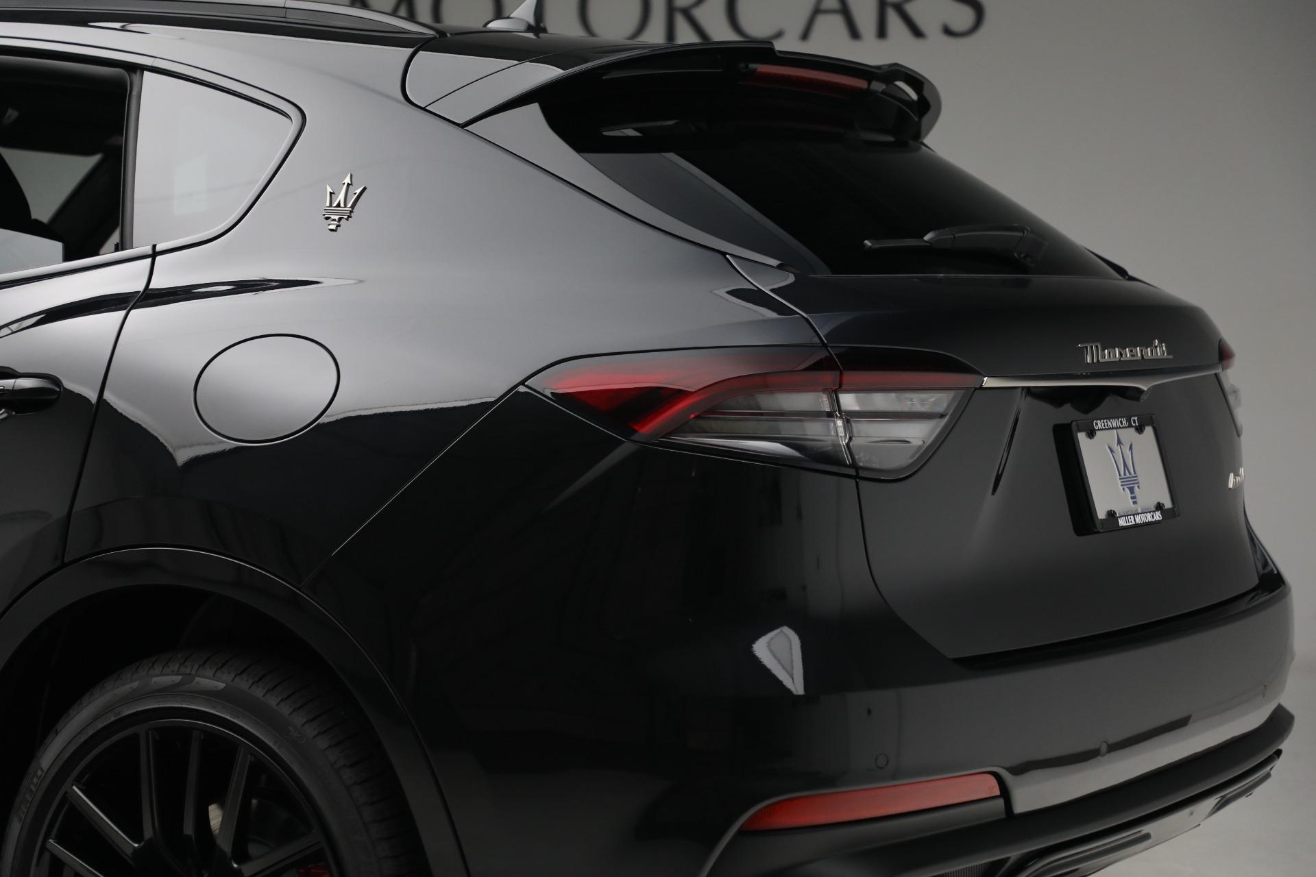 New 2022 Maserati Levante GT