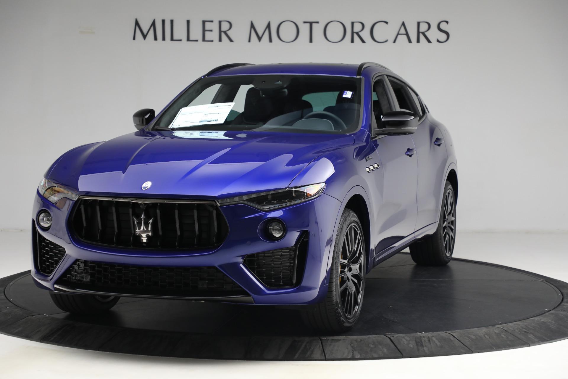 New 2022 Maserati Levante Modena   Greenwich, CT