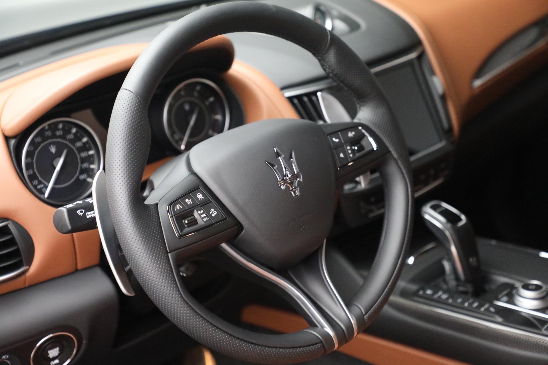 New 2022 Maserati Levante Modena