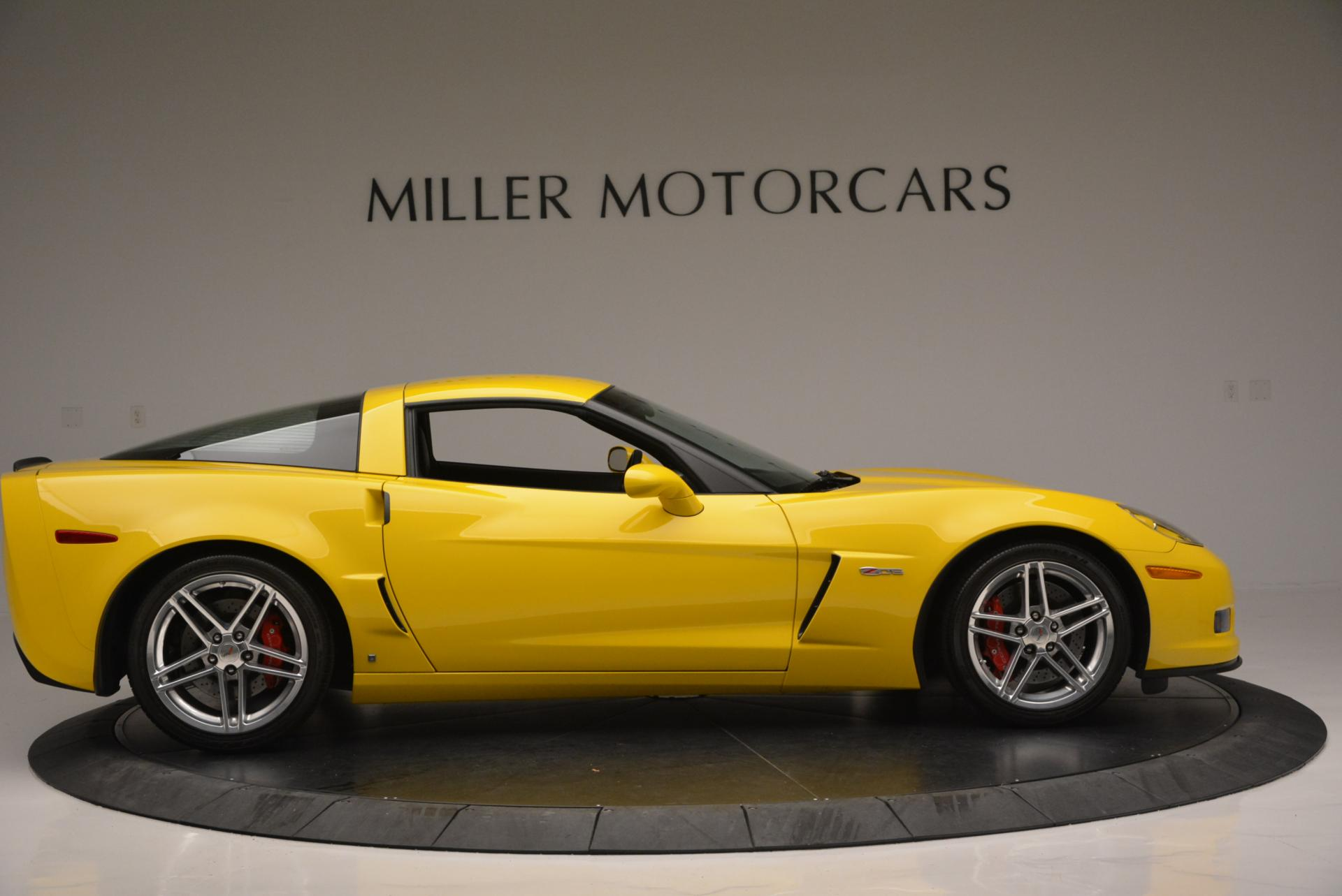 Used 2006 Chevrolet Corvette Z06 Hardtop