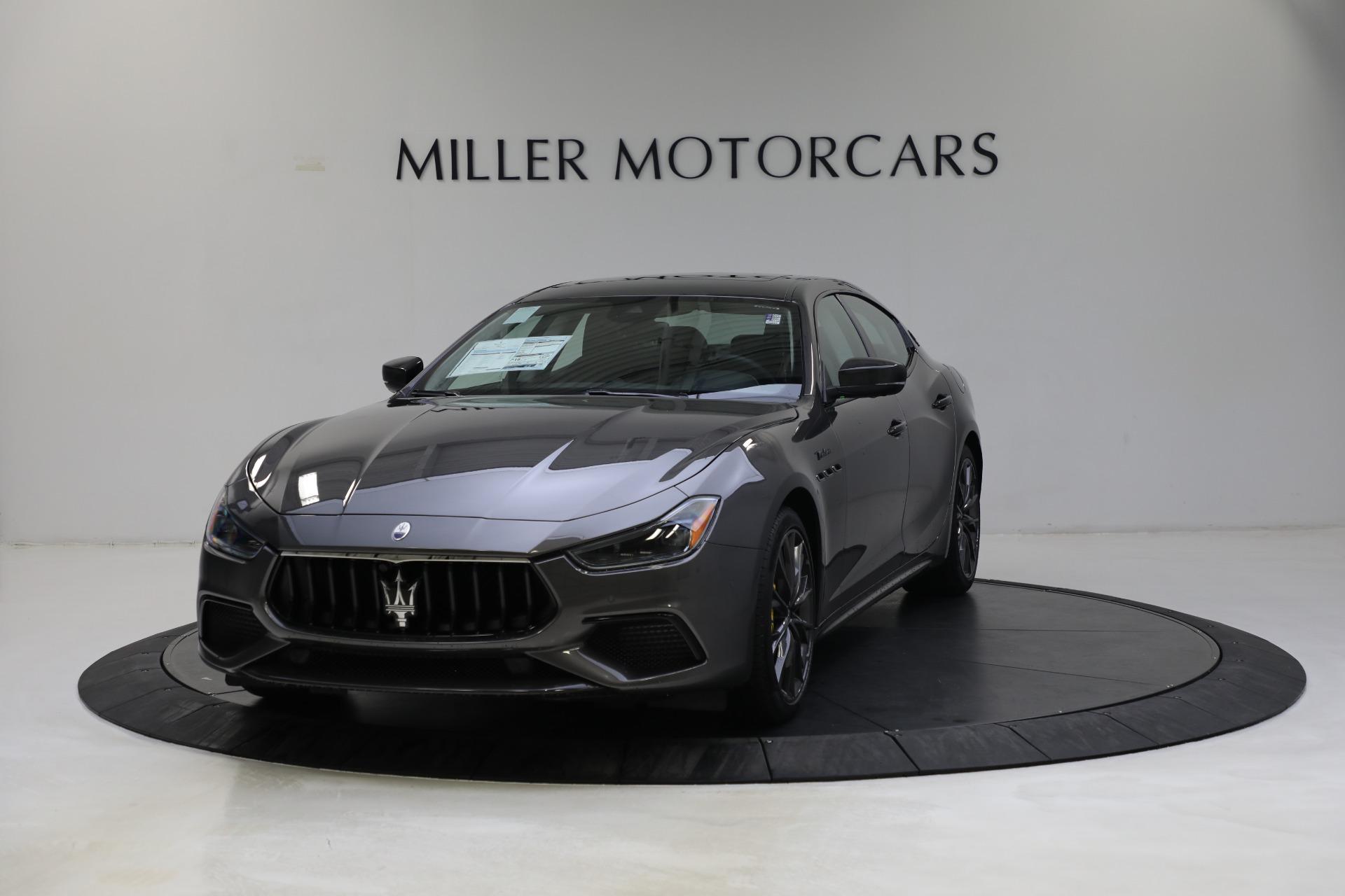 New 2022 Maserati Ghibli Modena Q4   Greenwich, CT