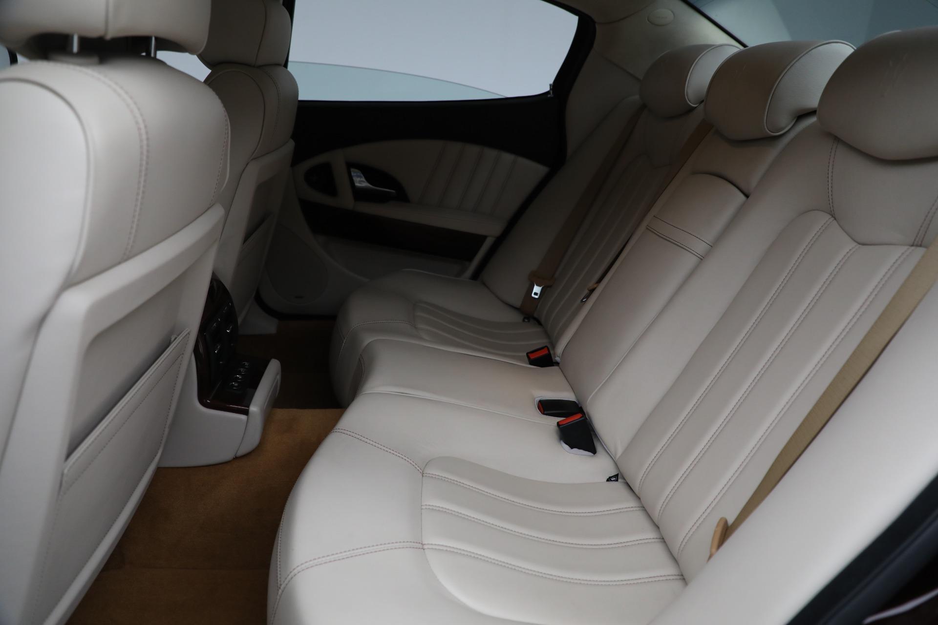 Used 2011 Maserati Quattroporte