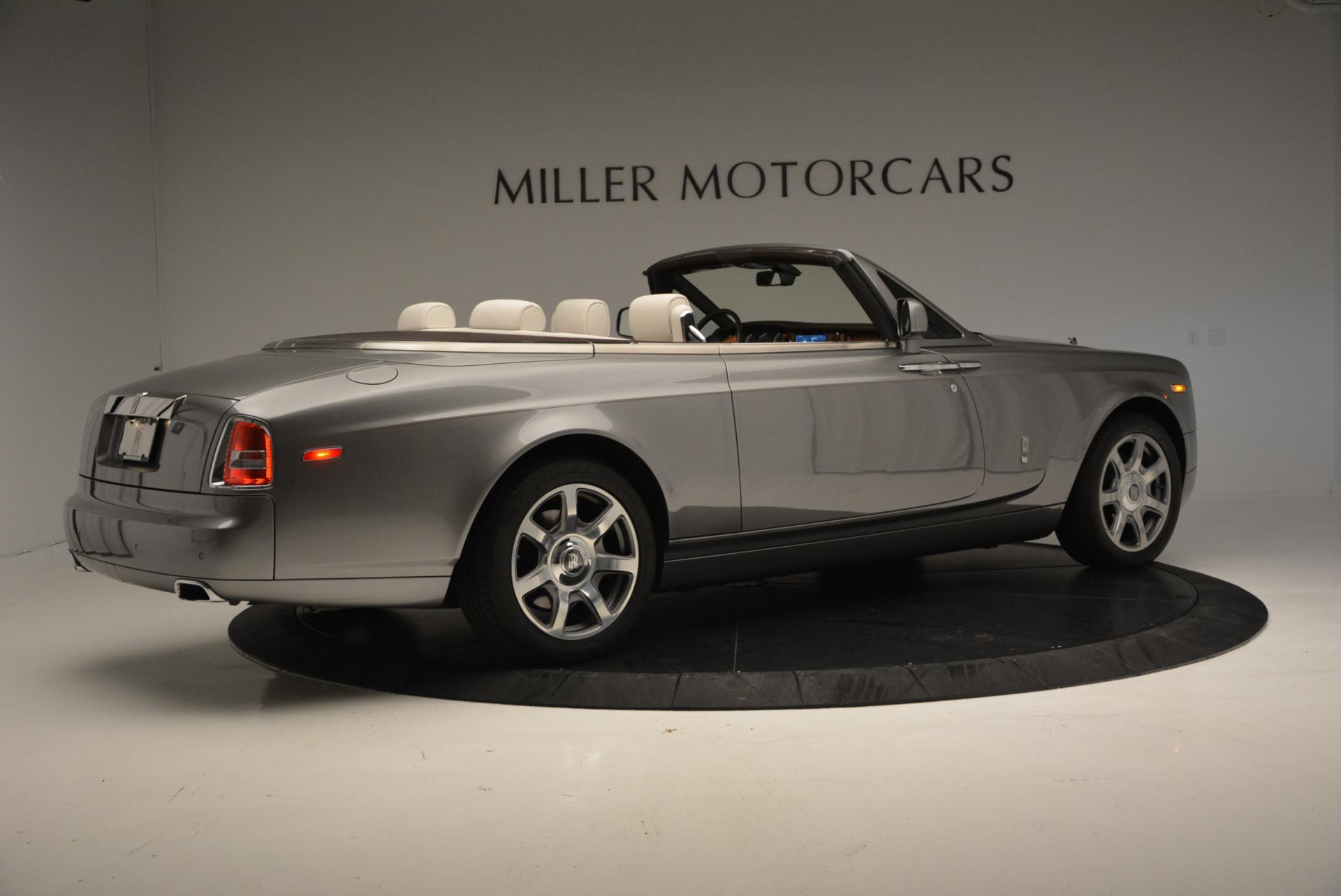 Used 2015 Rolls Royce Phantom Drophead Coupe