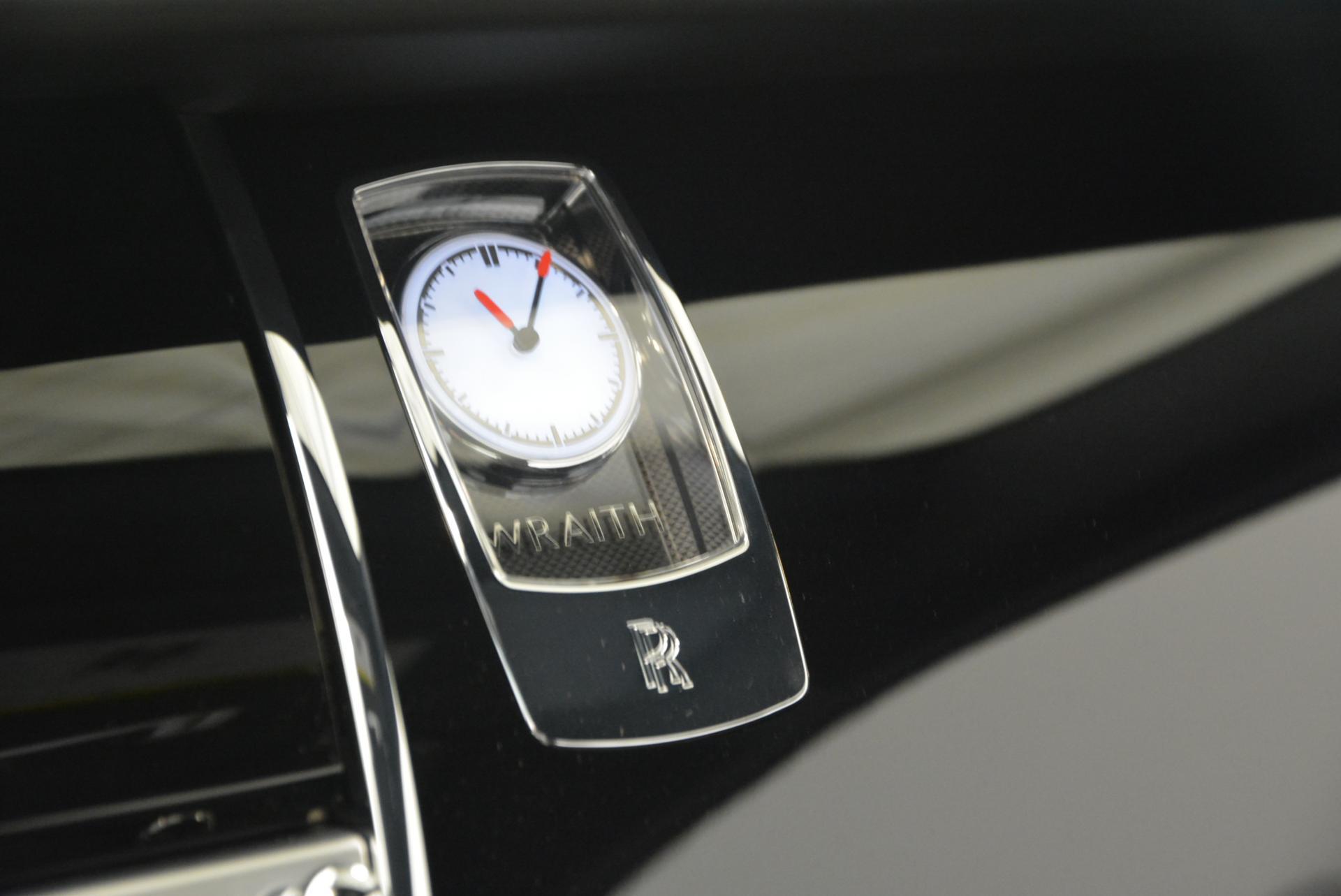 Used 2017 Rolls Royce Wraith