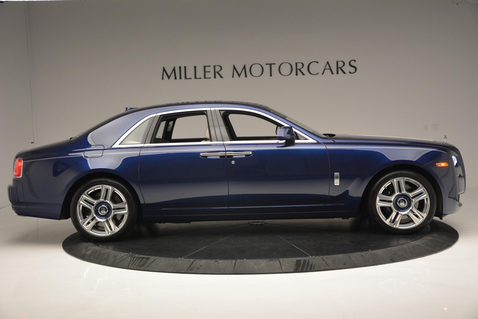 Used 2016 Rolls Royce Ghost Series II