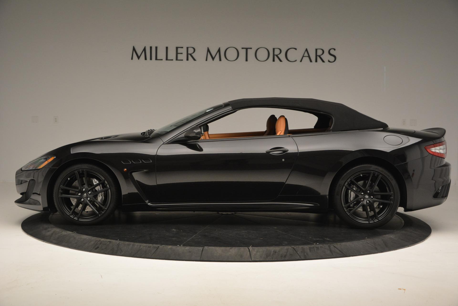 New 2017 Maserati GranTurismo MC CONVERTIBLE
