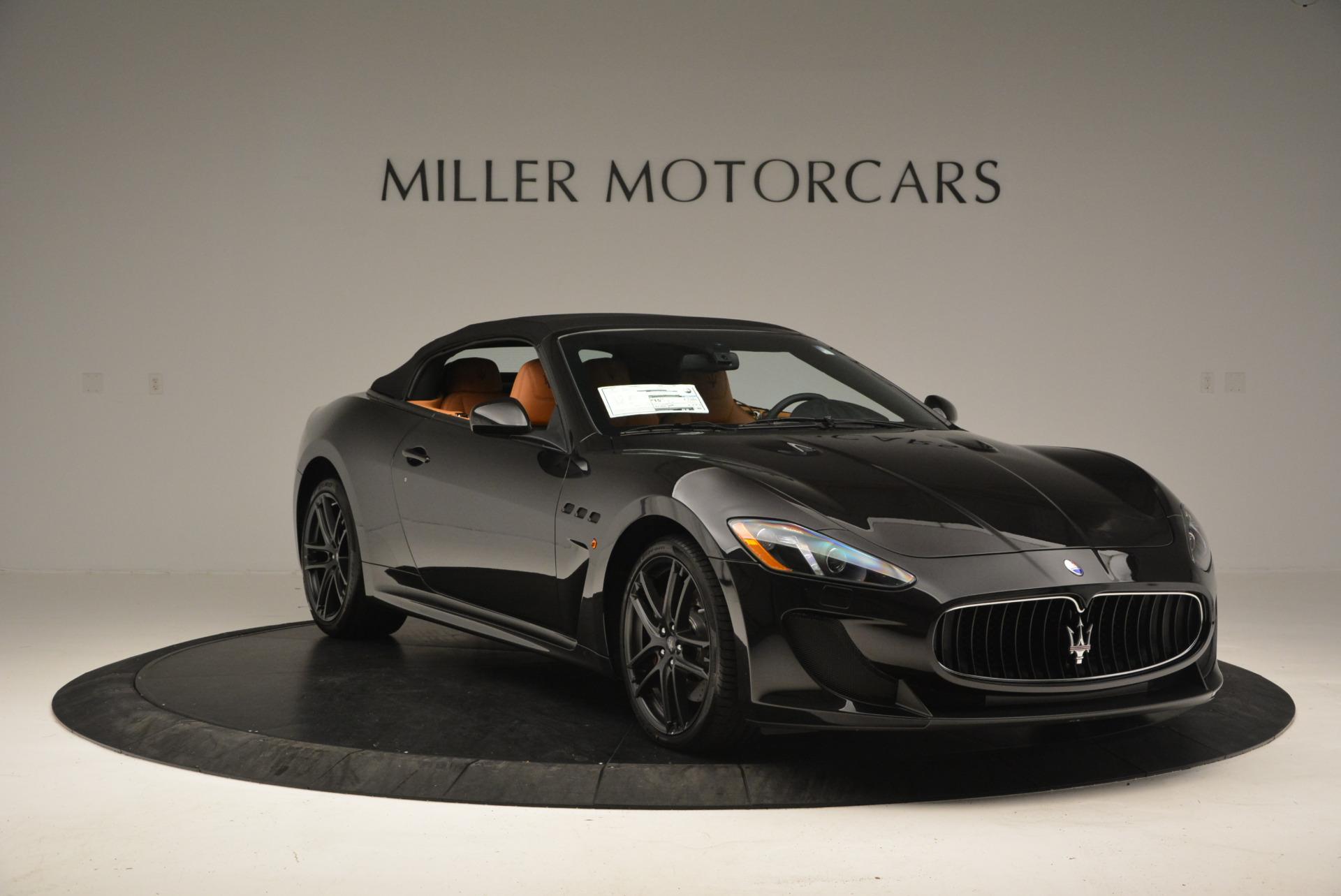 New 2017 Maserati GranTurismo MC