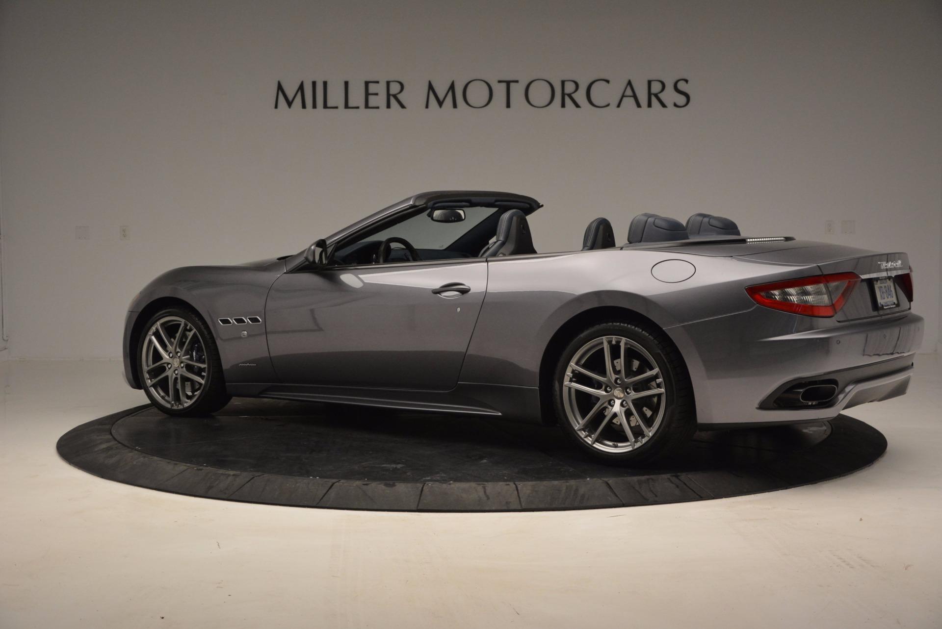 New 2017 Maserati GranTurismo Sport