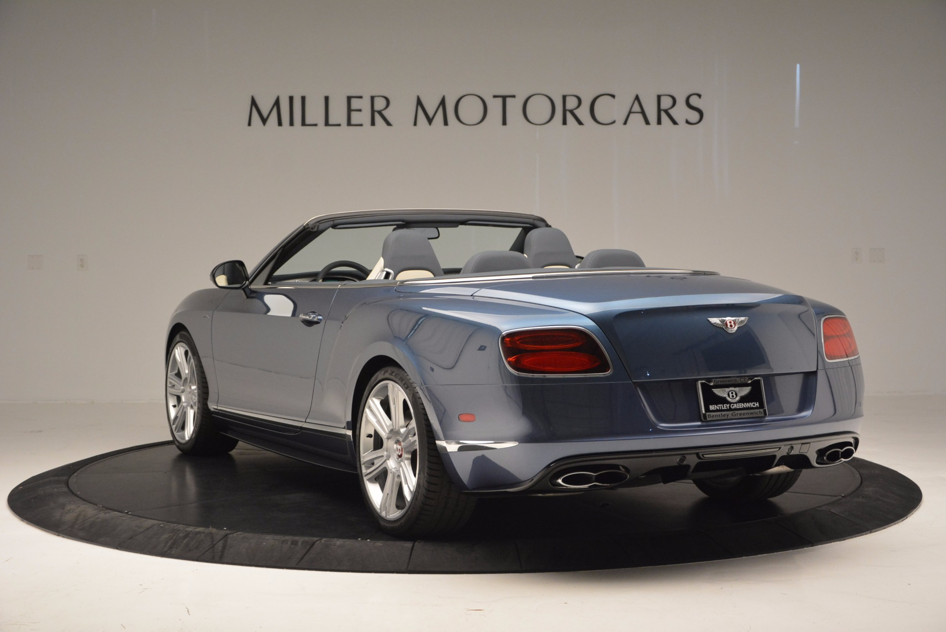 Used 2014 Bentley Continental GT V8 S Convertible