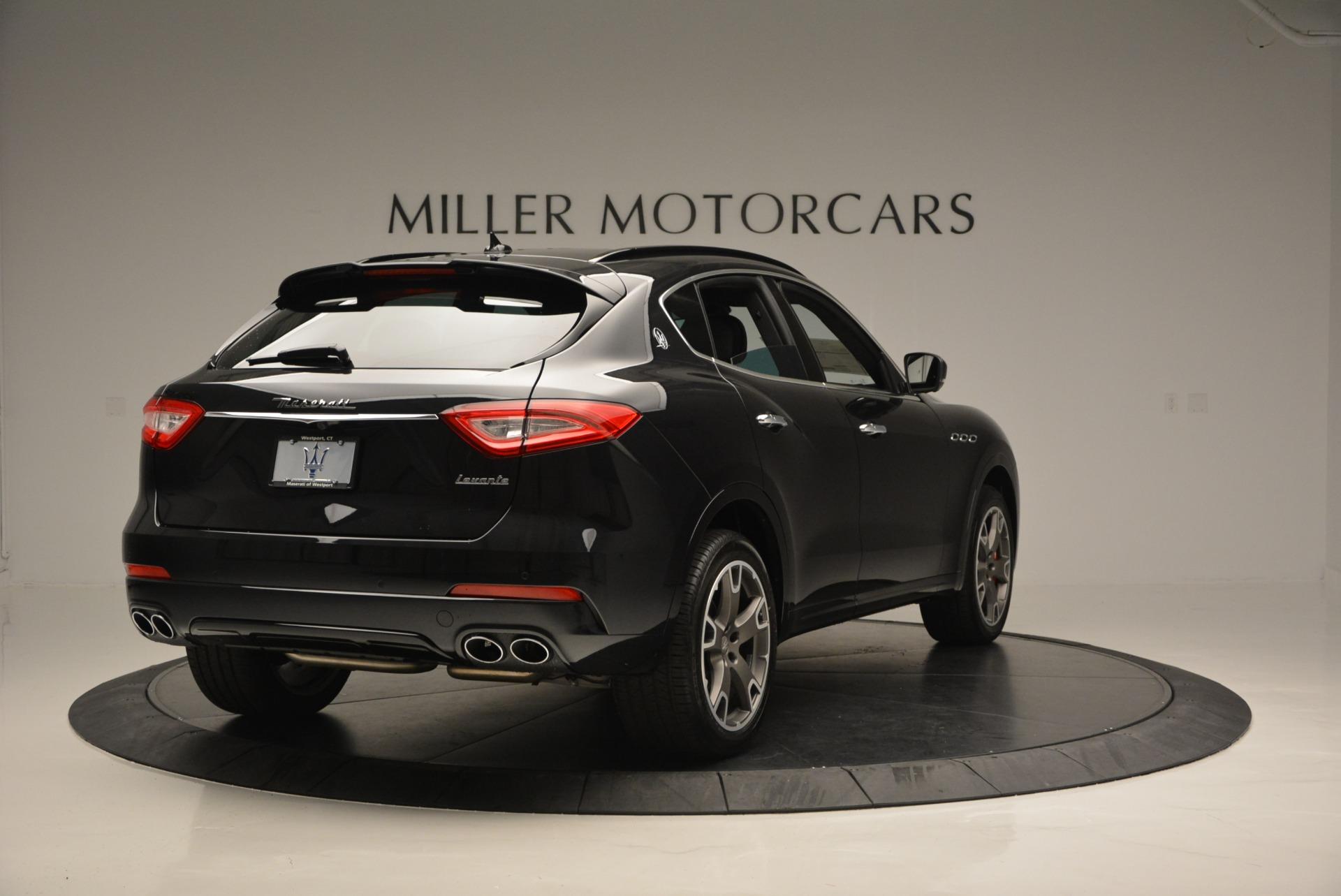 New 2017 Maserati Levante